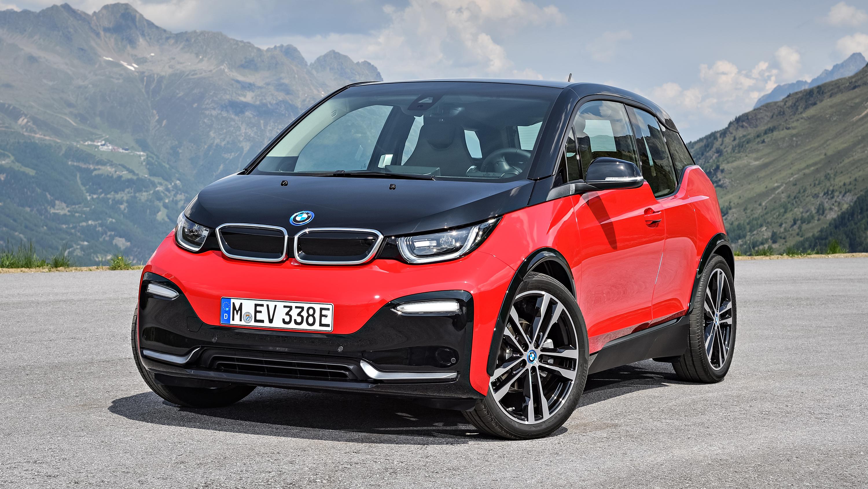 BMW i3s front quarter