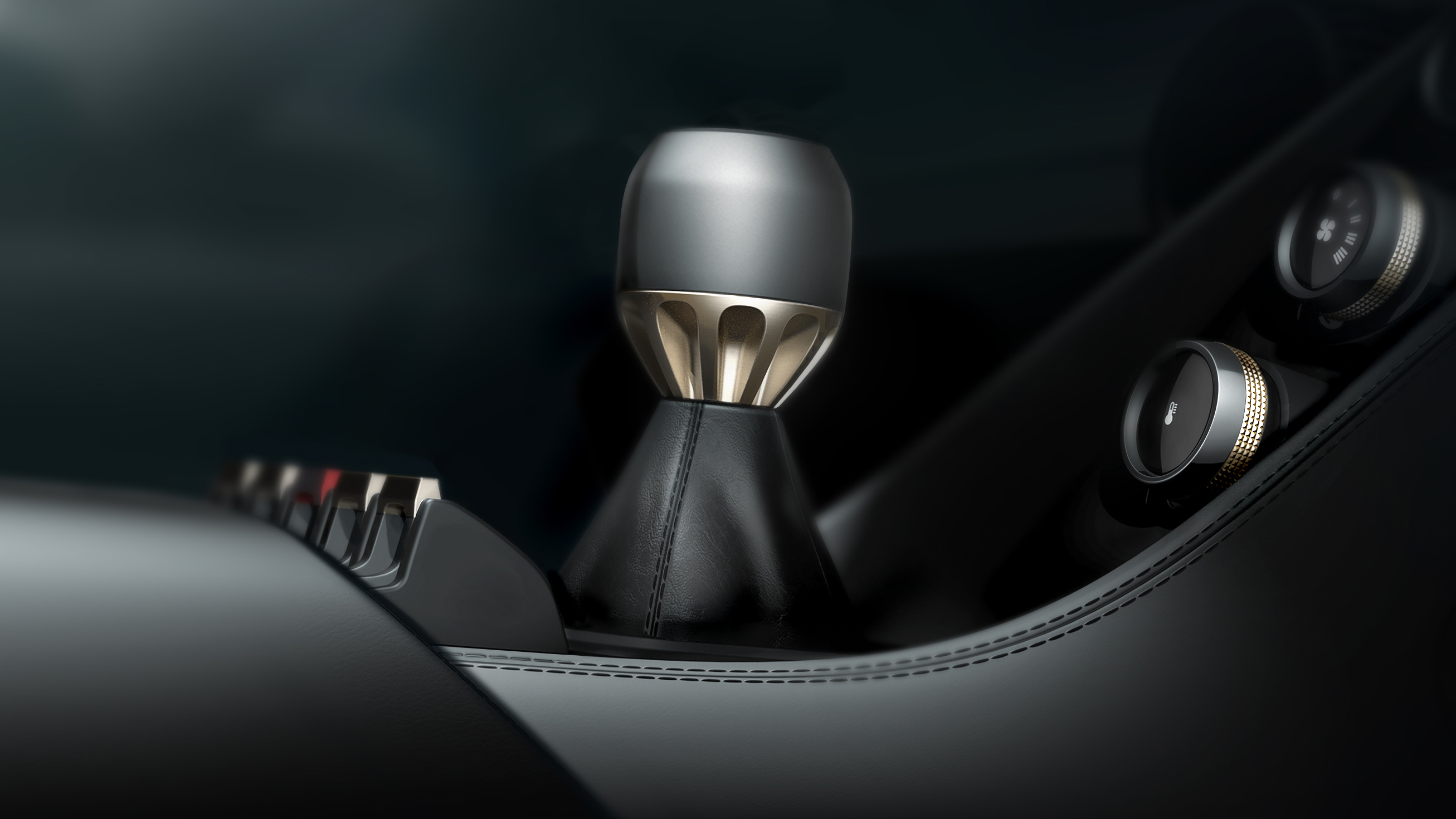 New TVR manual gearbox
