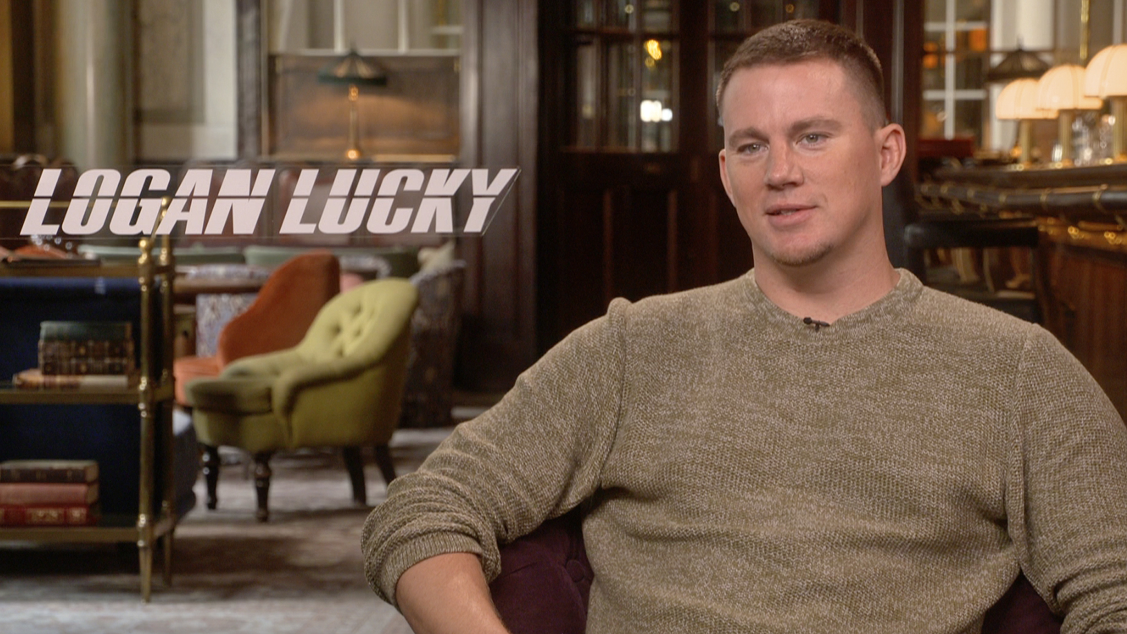 Channing Tatum interview