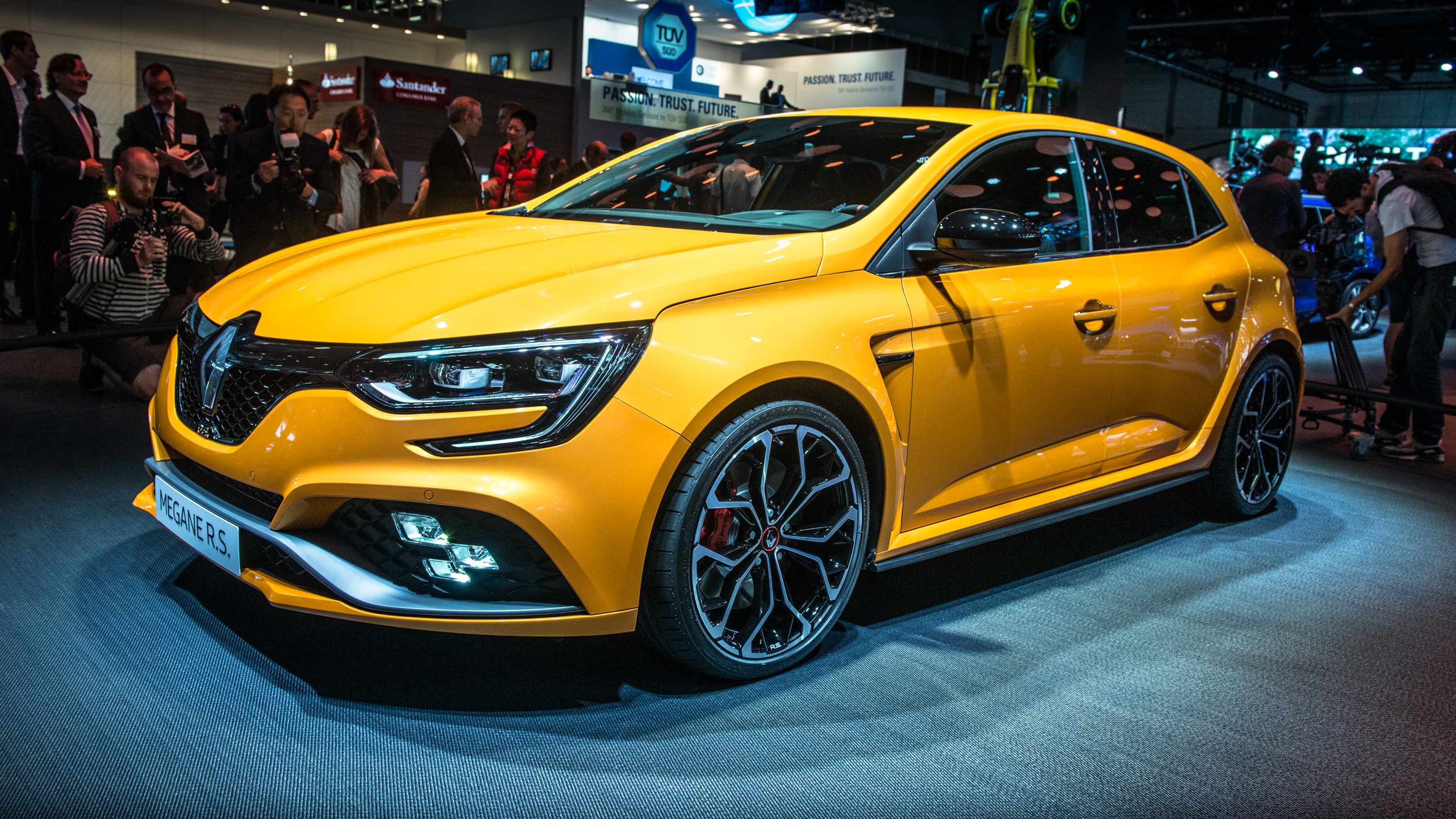 megane rs 250 weight loss