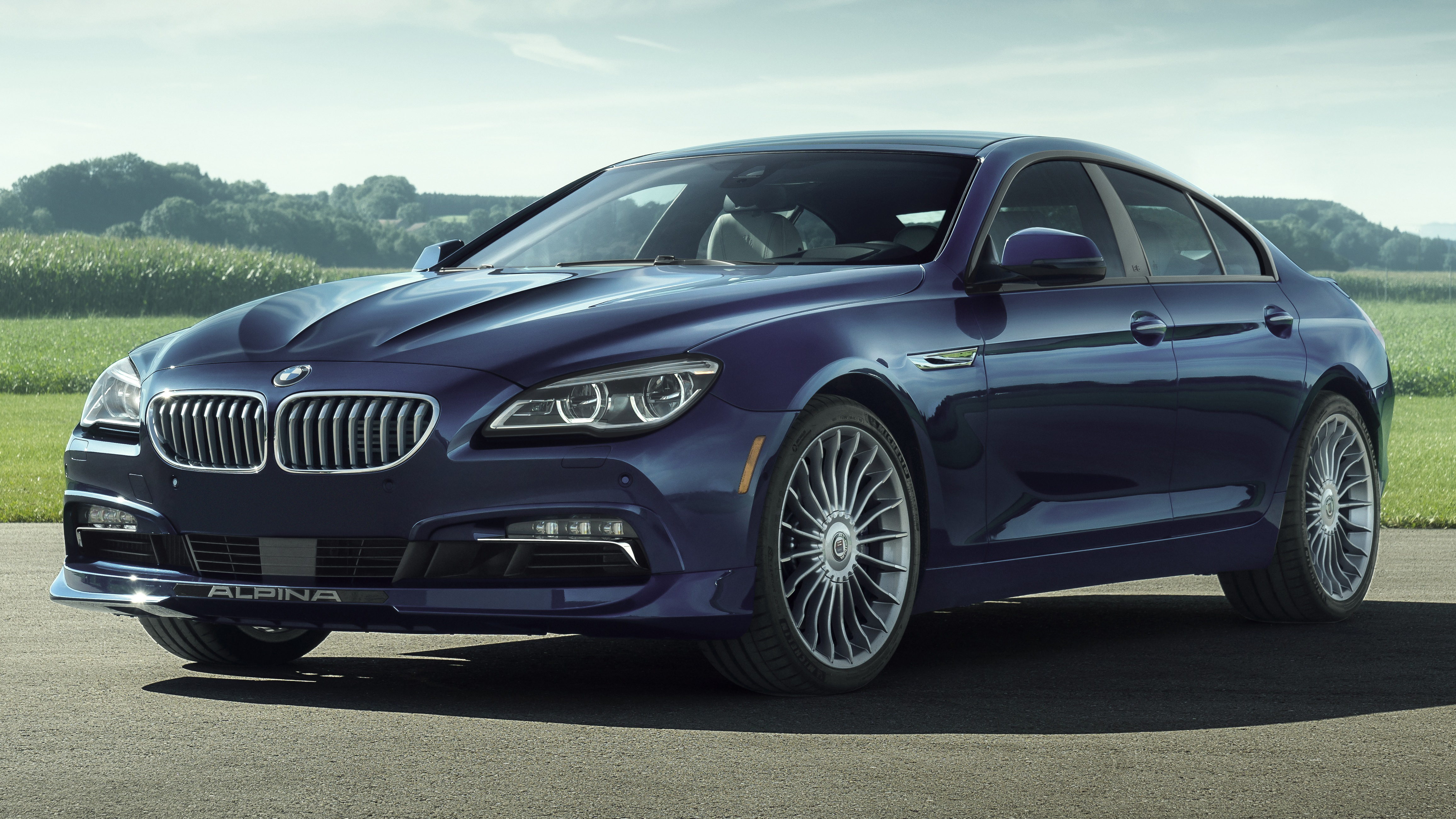 bmw side rear sale view motor gran news en trend alpina parked test coupe for first xdrive