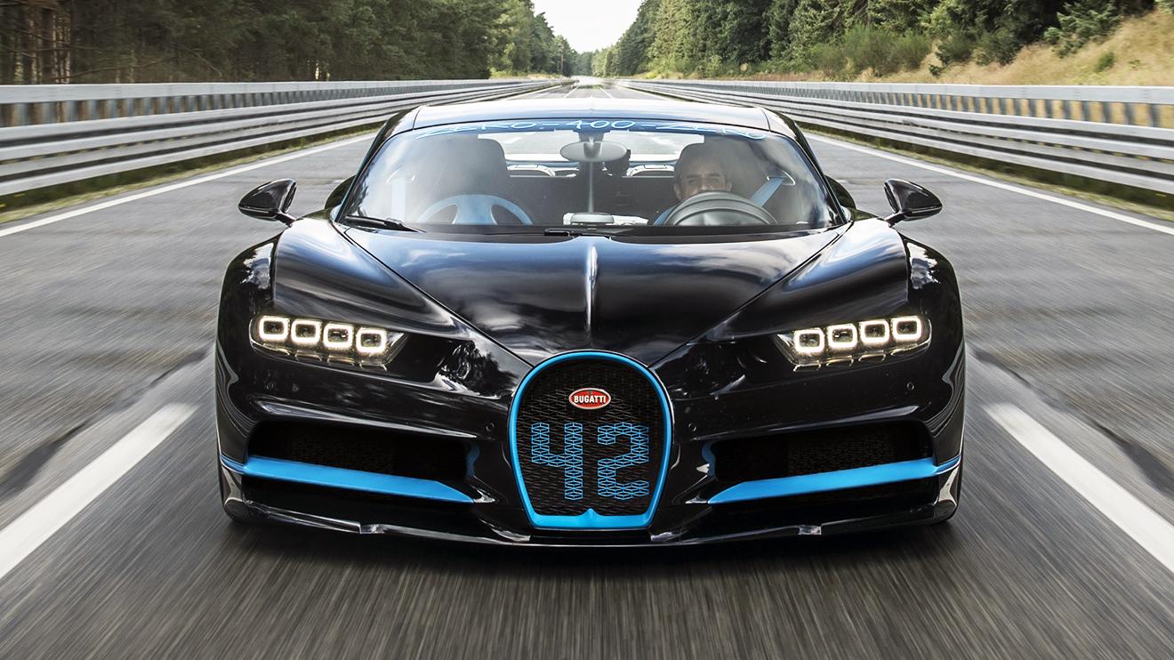 Bugatti Top Gear