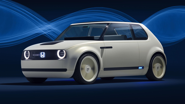 Honda Urban EV Concept front quarter