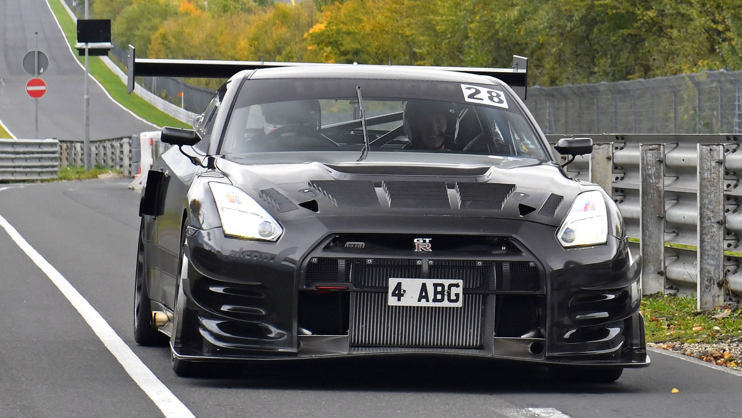 Nissan LM1 RS GT-R front