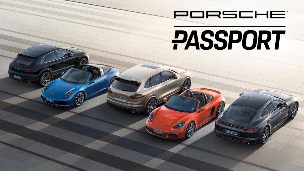 Porsche passport scheme lead image