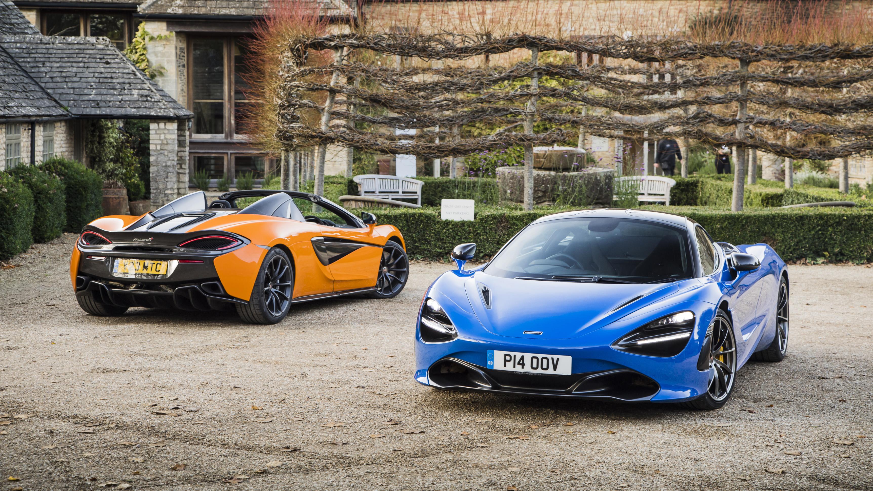 The McLaren 570GT Top Gears Best Everyday Supercar Top