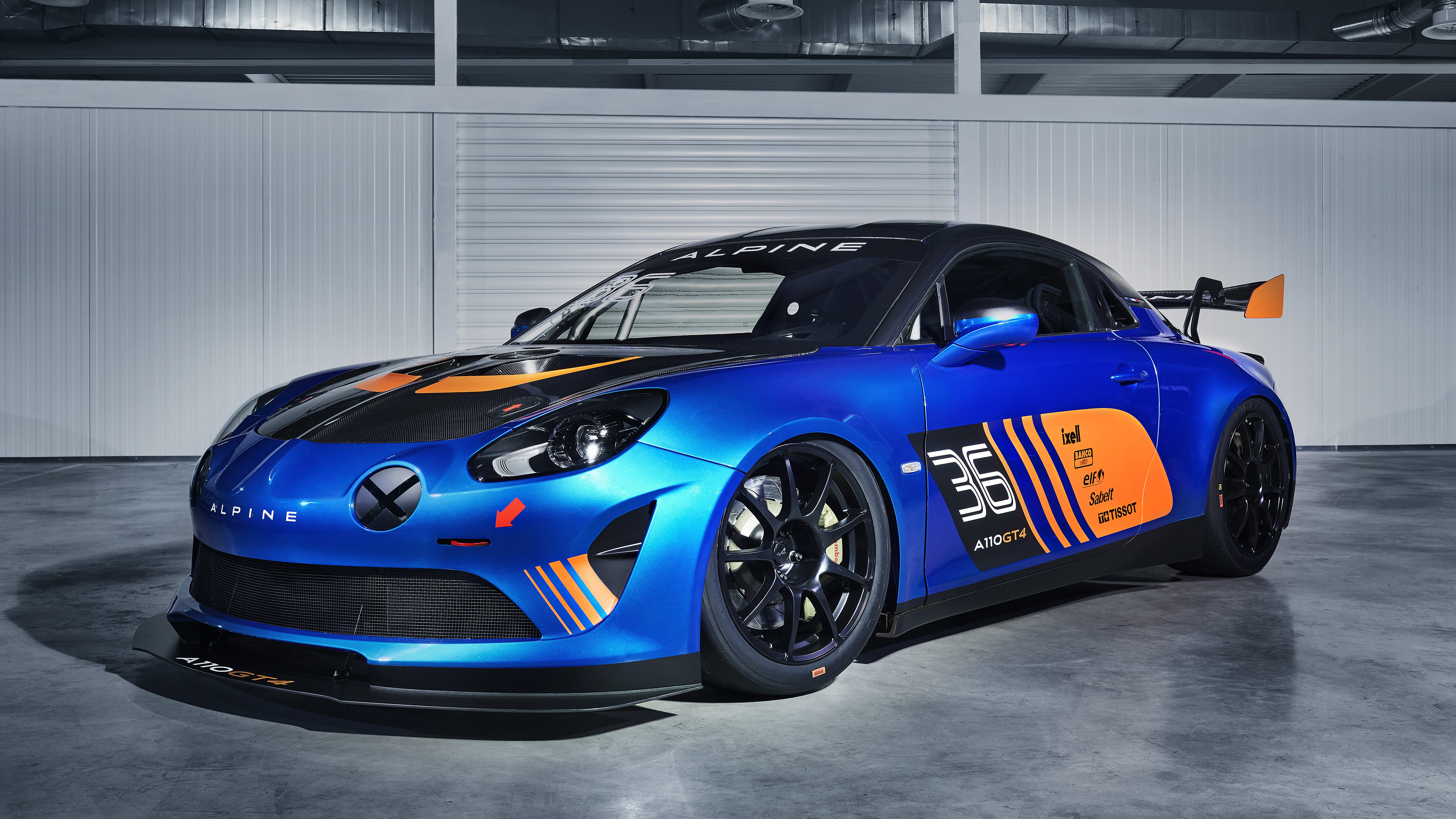 alpine is taking the a110 racing top gear. Black Bedroom Furniture Sets. Home Design Ideas