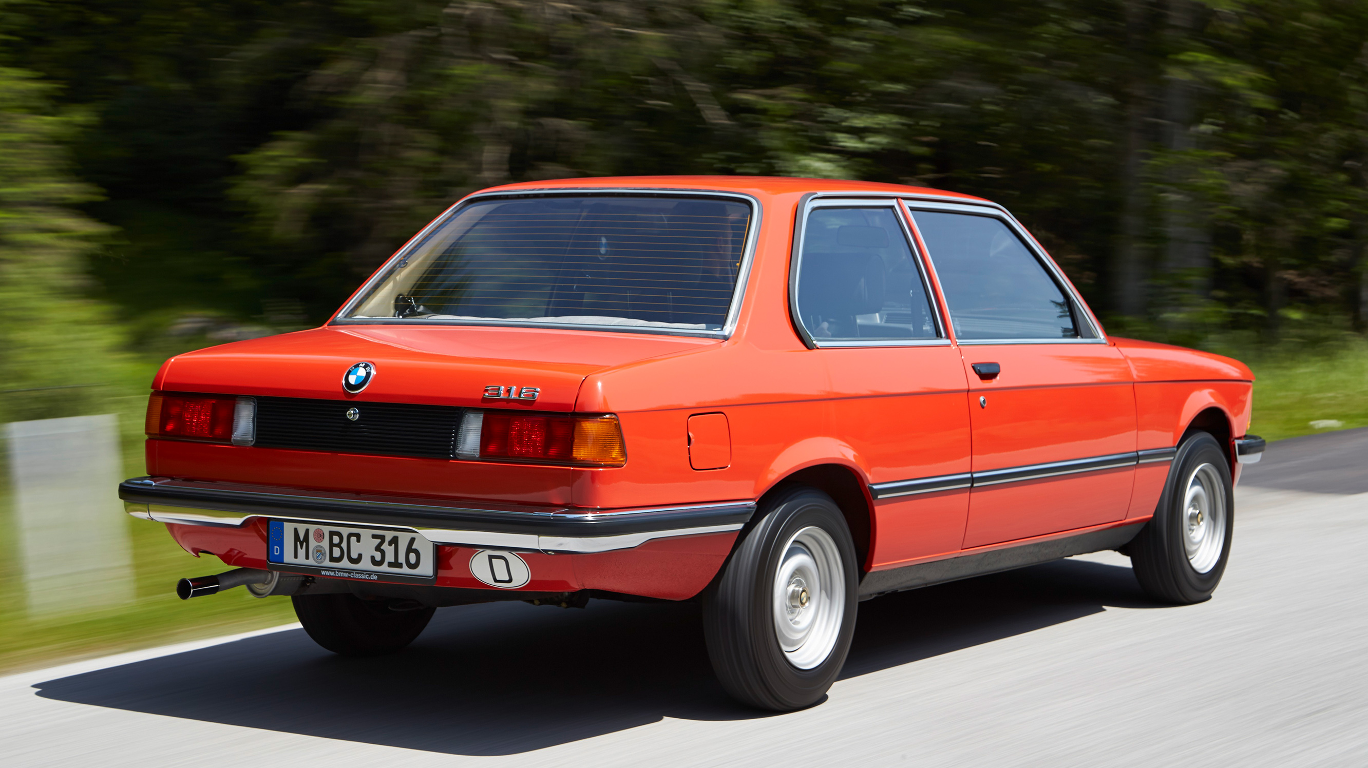 Driving all the BMW 3-Series, Chapter 1: E21 (1975-1982 ...