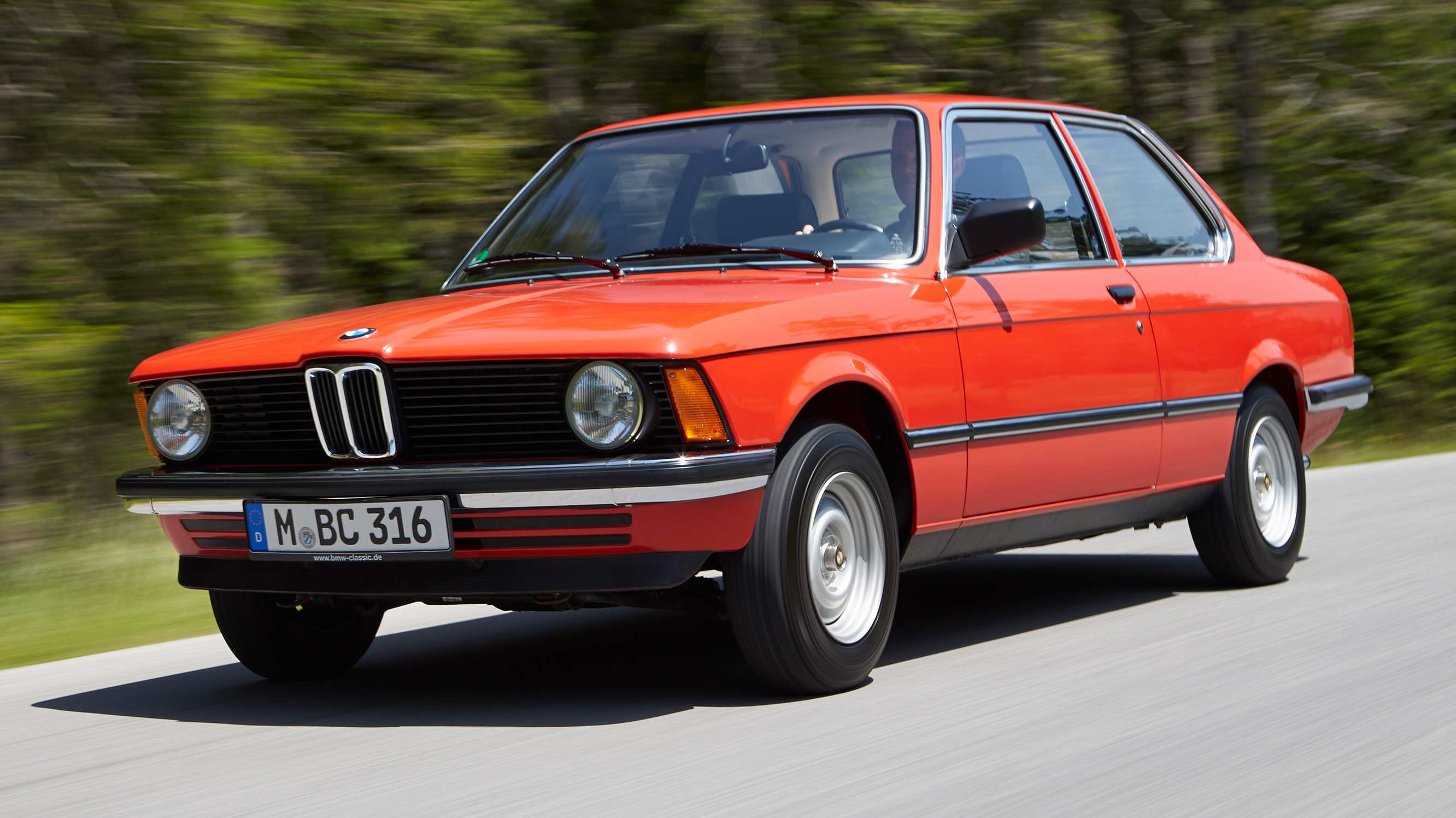 Driving All The Bmw 3 Series Chapter 1 E21 1975 1982