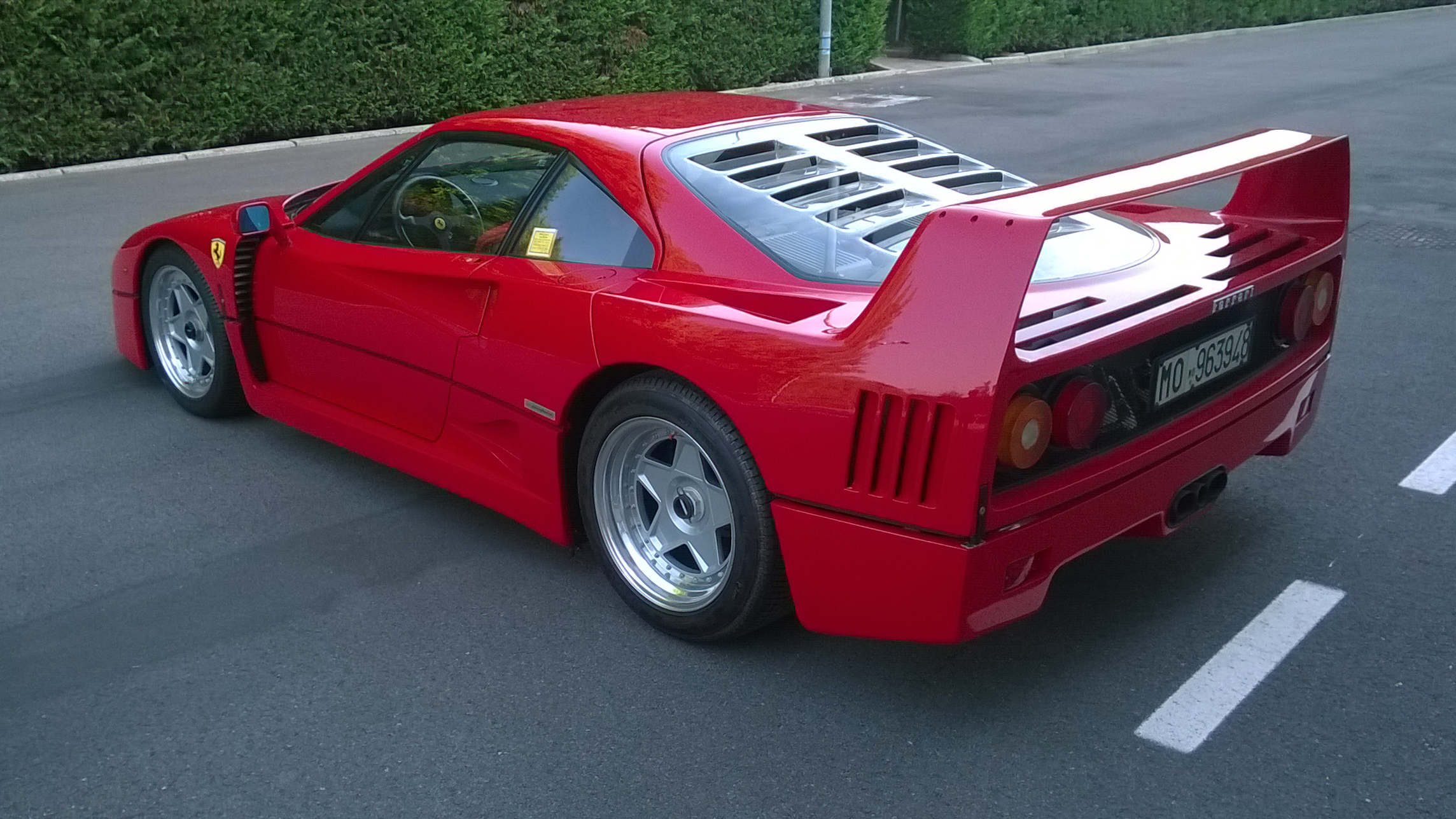 This Ferrari F40 just sold for £791,000 at auction   Top Gear