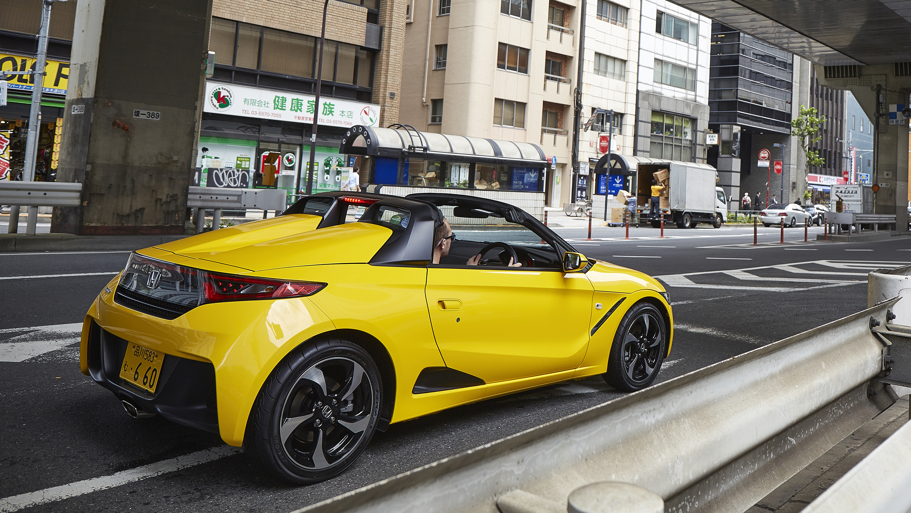 Honda's lovely little S660 has already sold out. In Japan ...