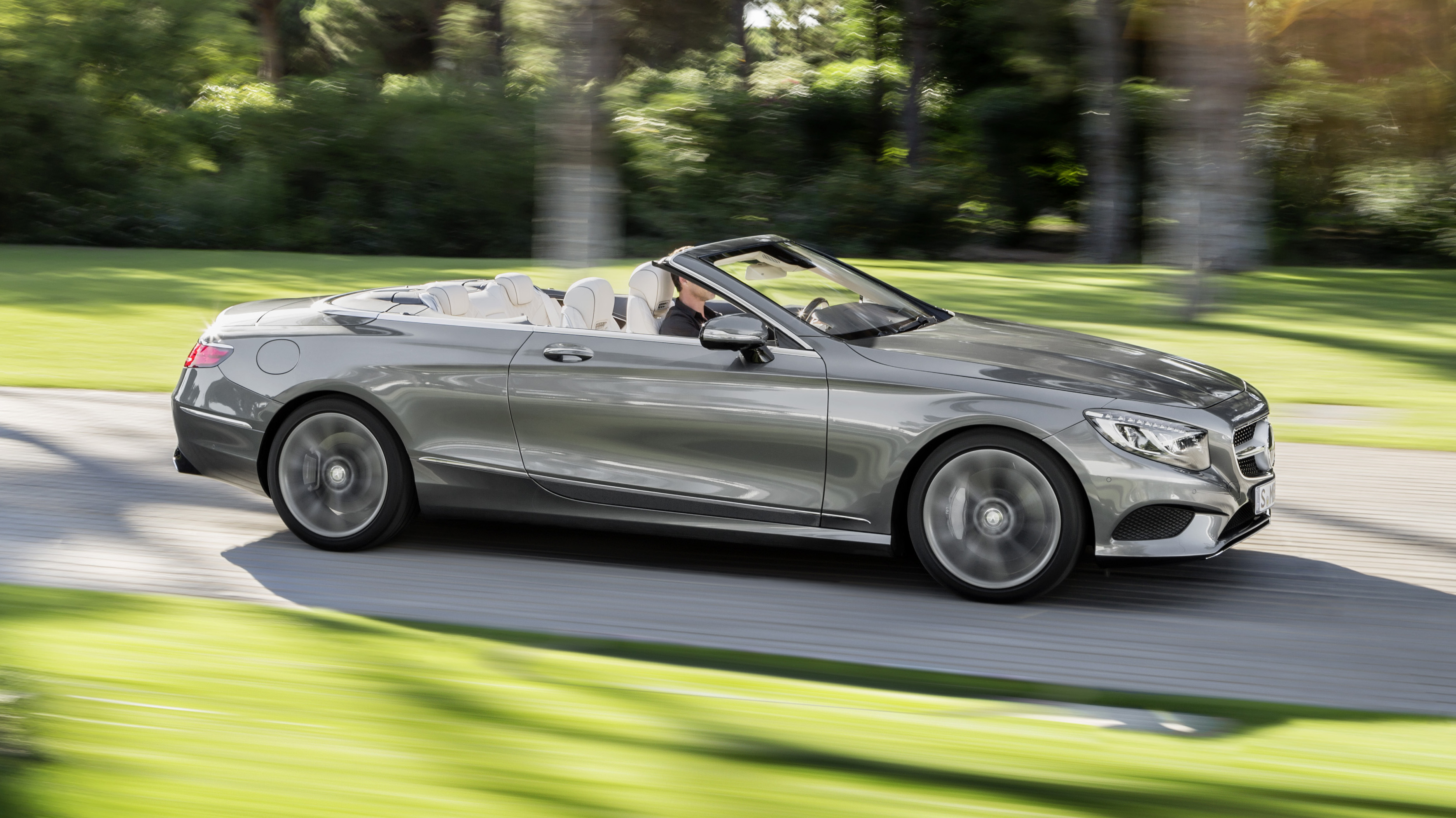 The Mercedes Benz S Class Cabriolet Has Arrived Top Gear