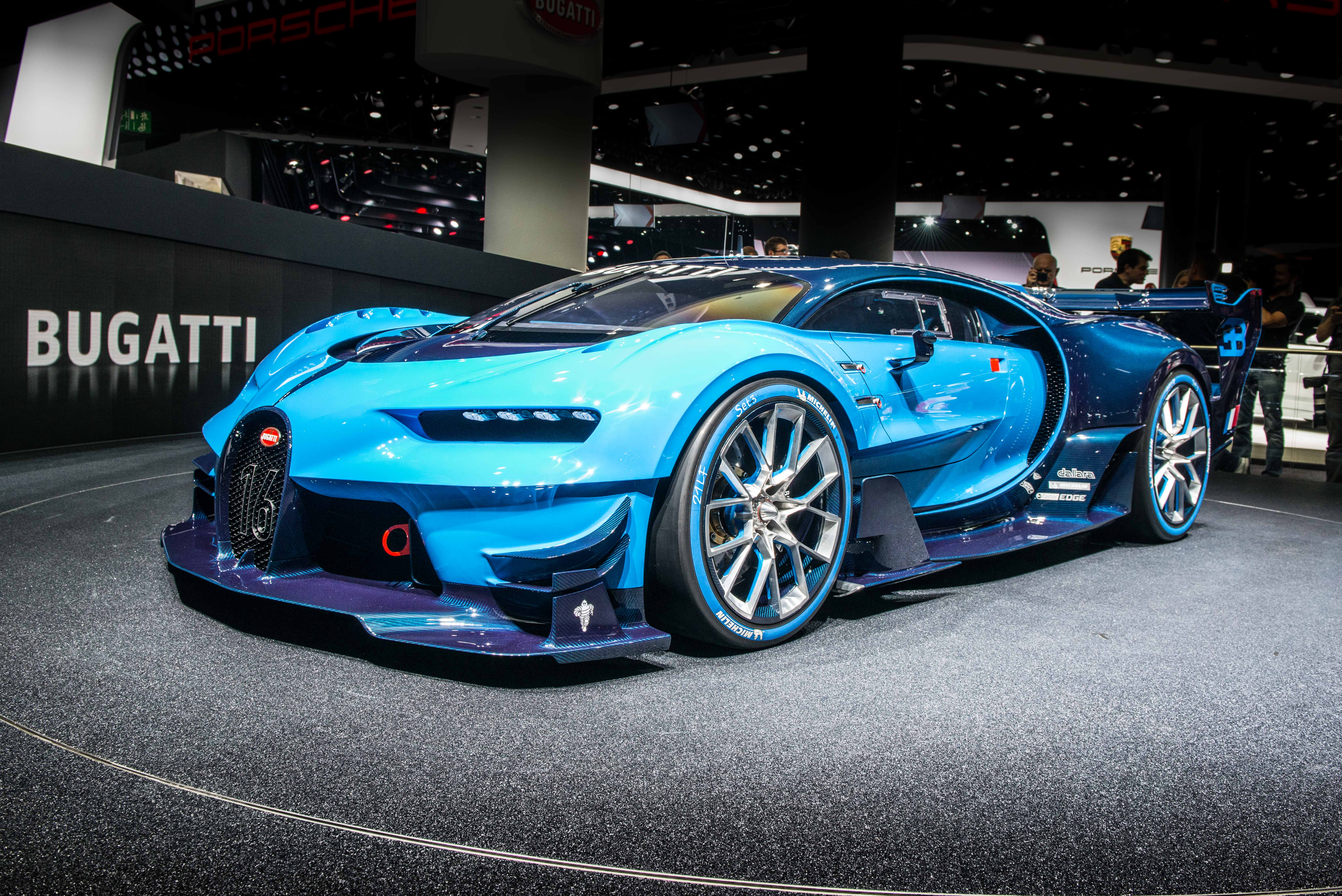 This is the Bugatti Vision Gran Turismo, and it'll do 250mph+ | Top  Gt Vision Bugatti on 2017 kia gt, 2017 nissan gt, 2017 shelby mustang gt, 2017 ford gt, 2017 bentley gt,