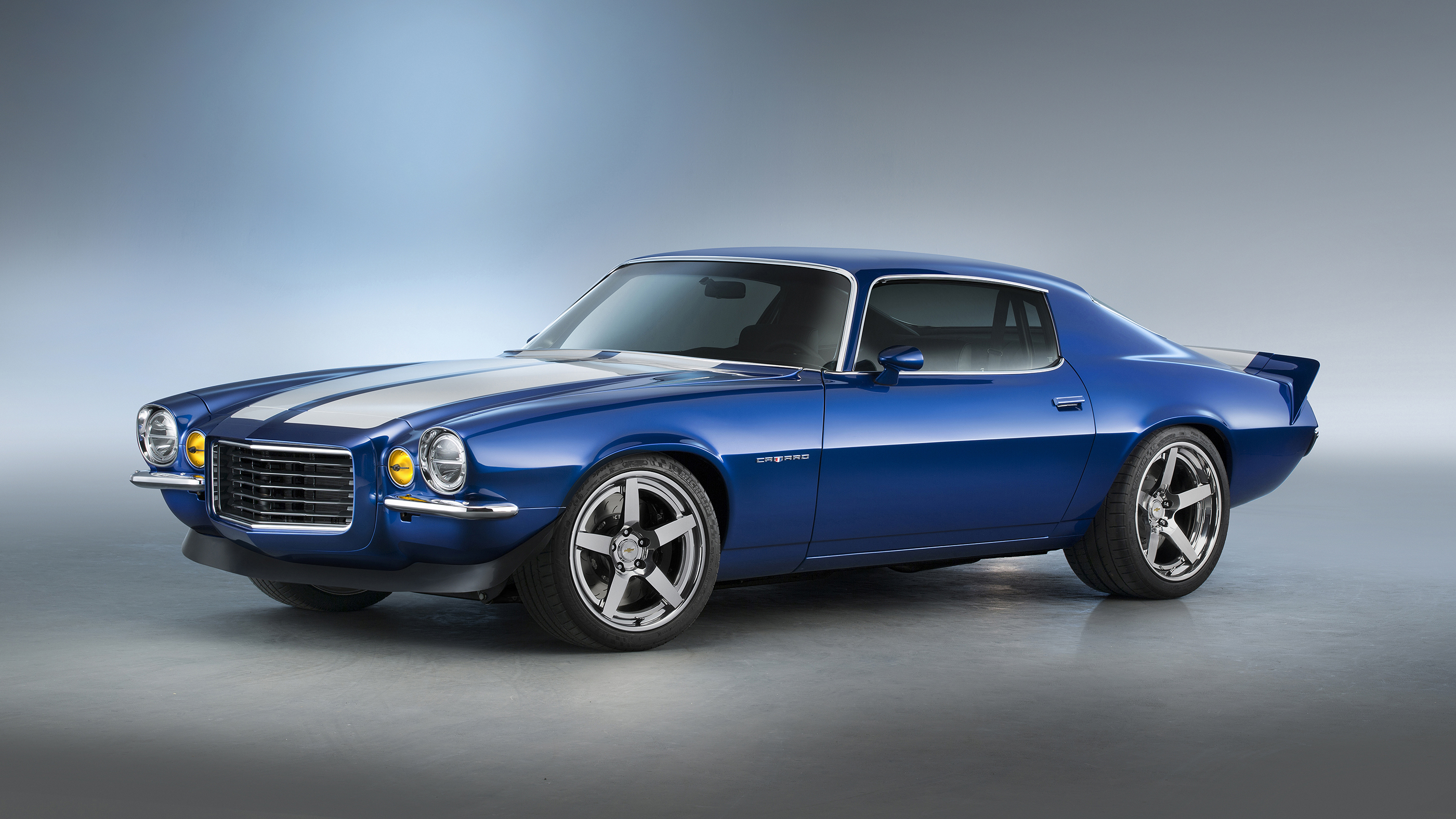 This Old Camaro Has A New 650bhp Corvette Engine Top Gear