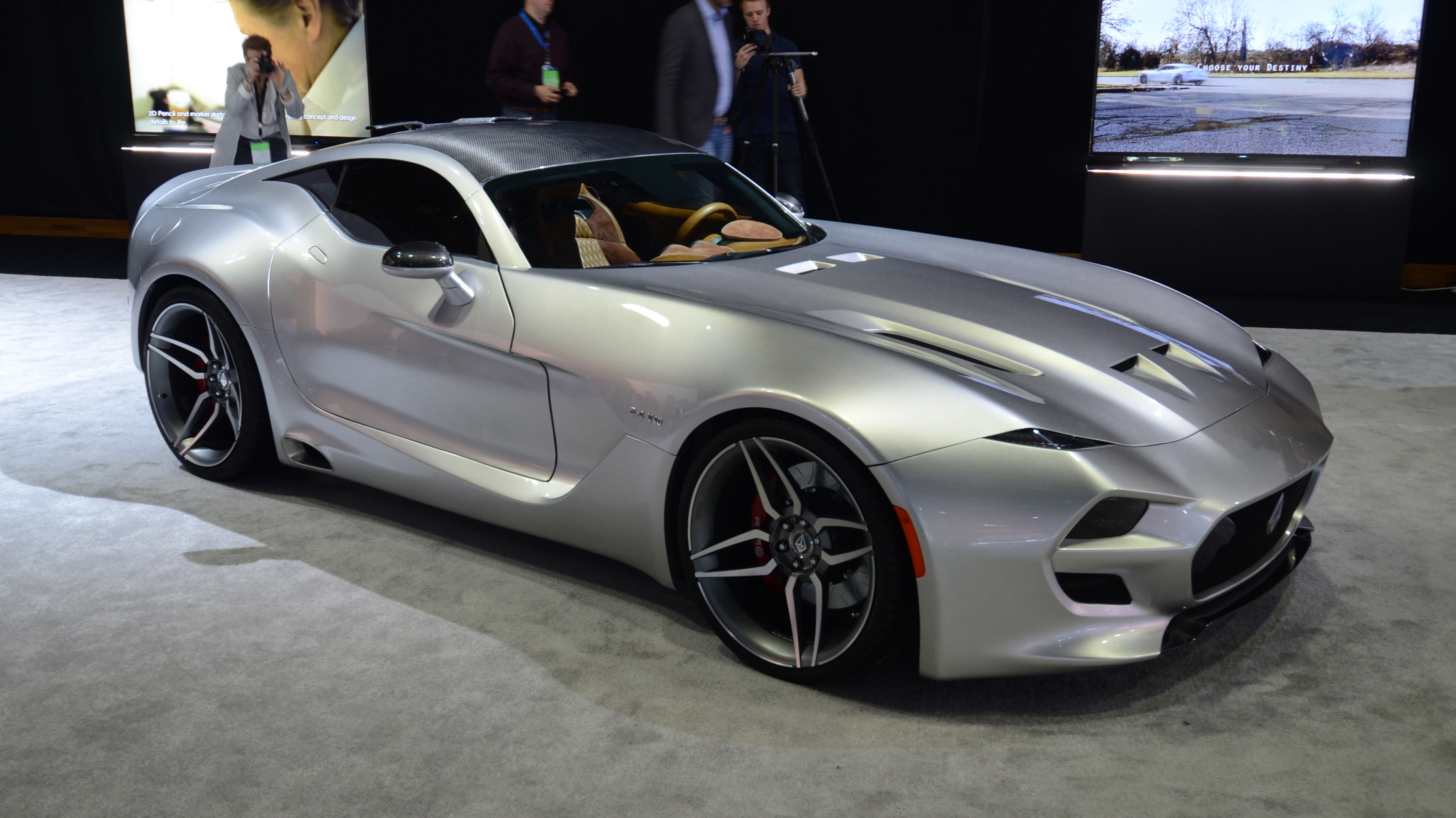 Tg Chats With The Men Behind The Vlf Force 1 Top Gear