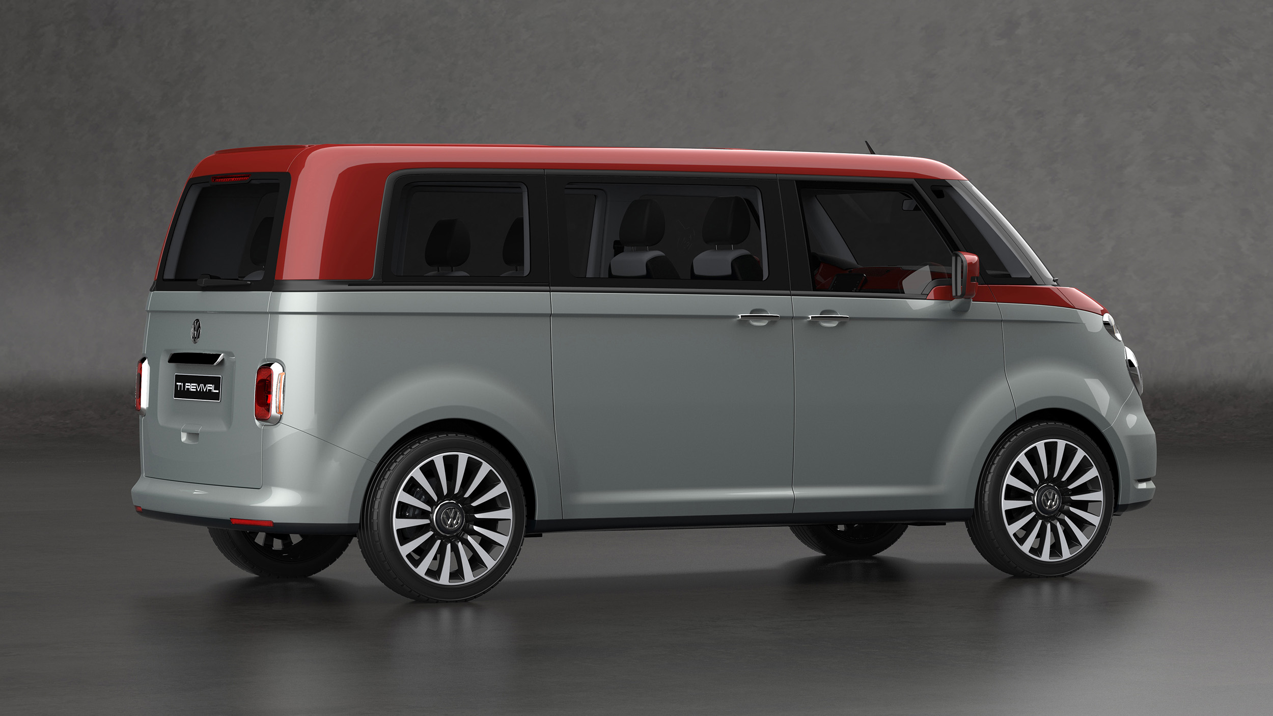 2016 Ford Gt Top Speed >> This retro VW fun bus isn't real, but it really should be ...