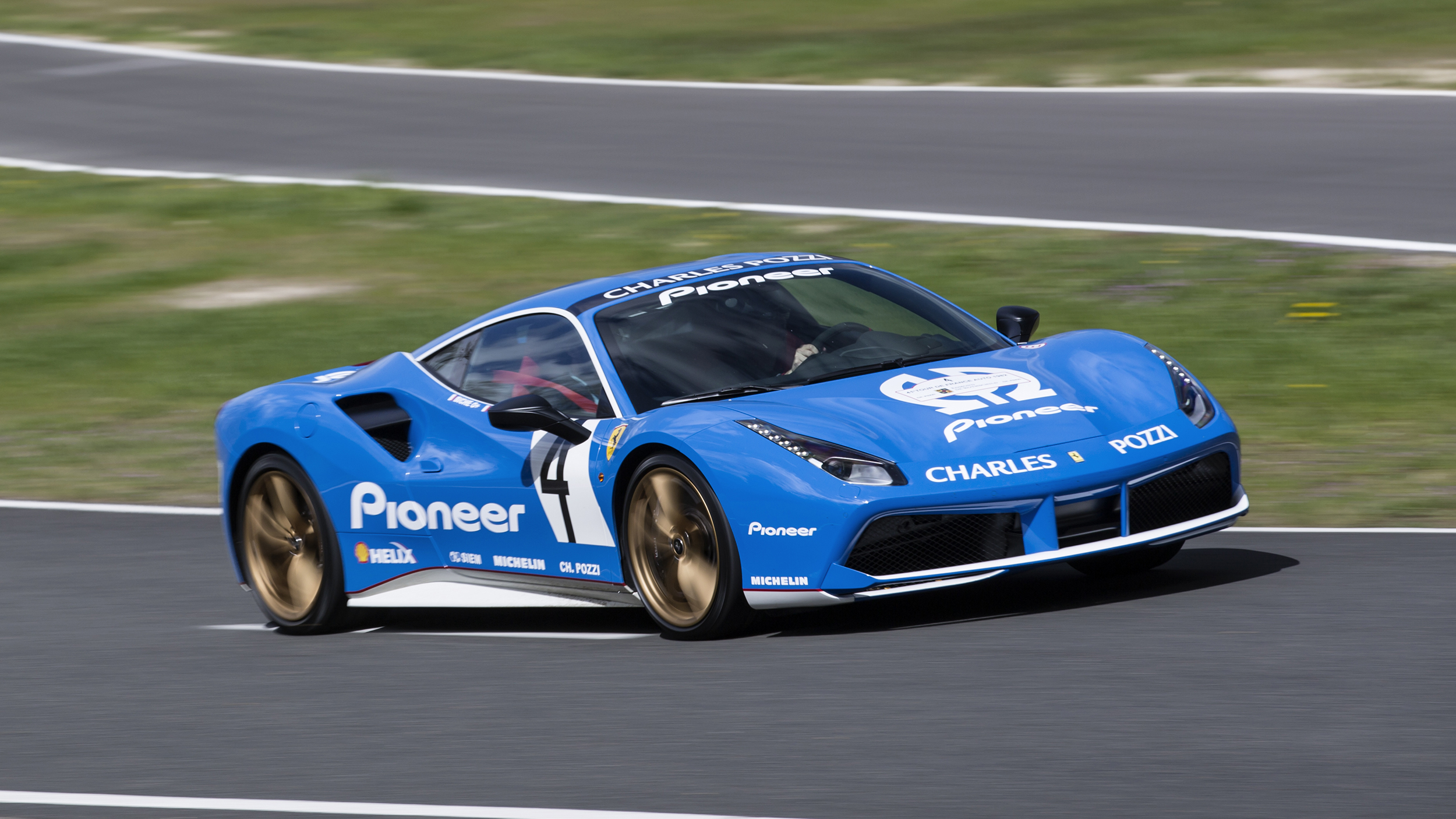 Ferrari S Made A Rally Inspired 488 And It S Brilliant