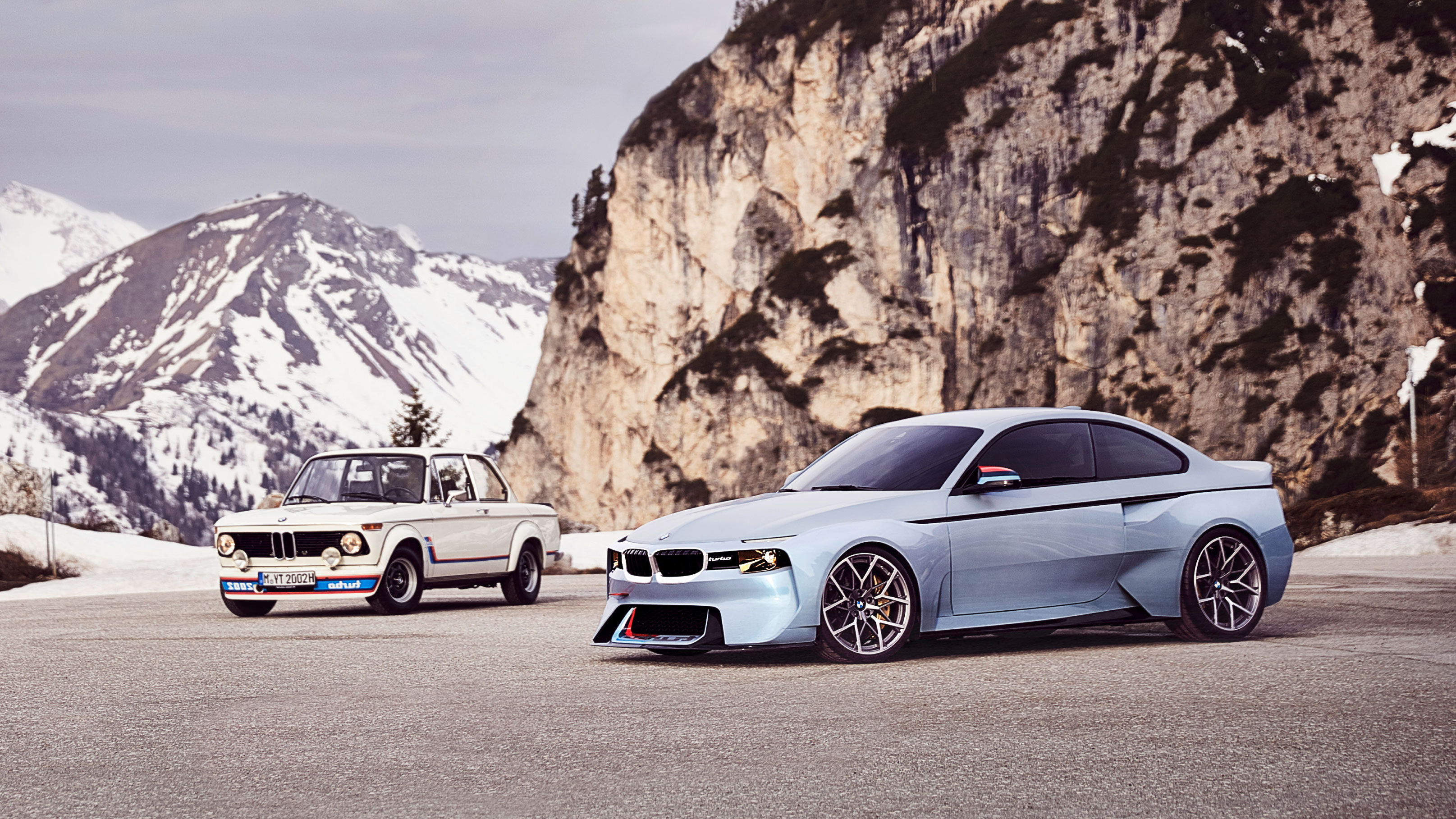 Back To The Future Bmw Unveils 2002 Hommage Concept Top