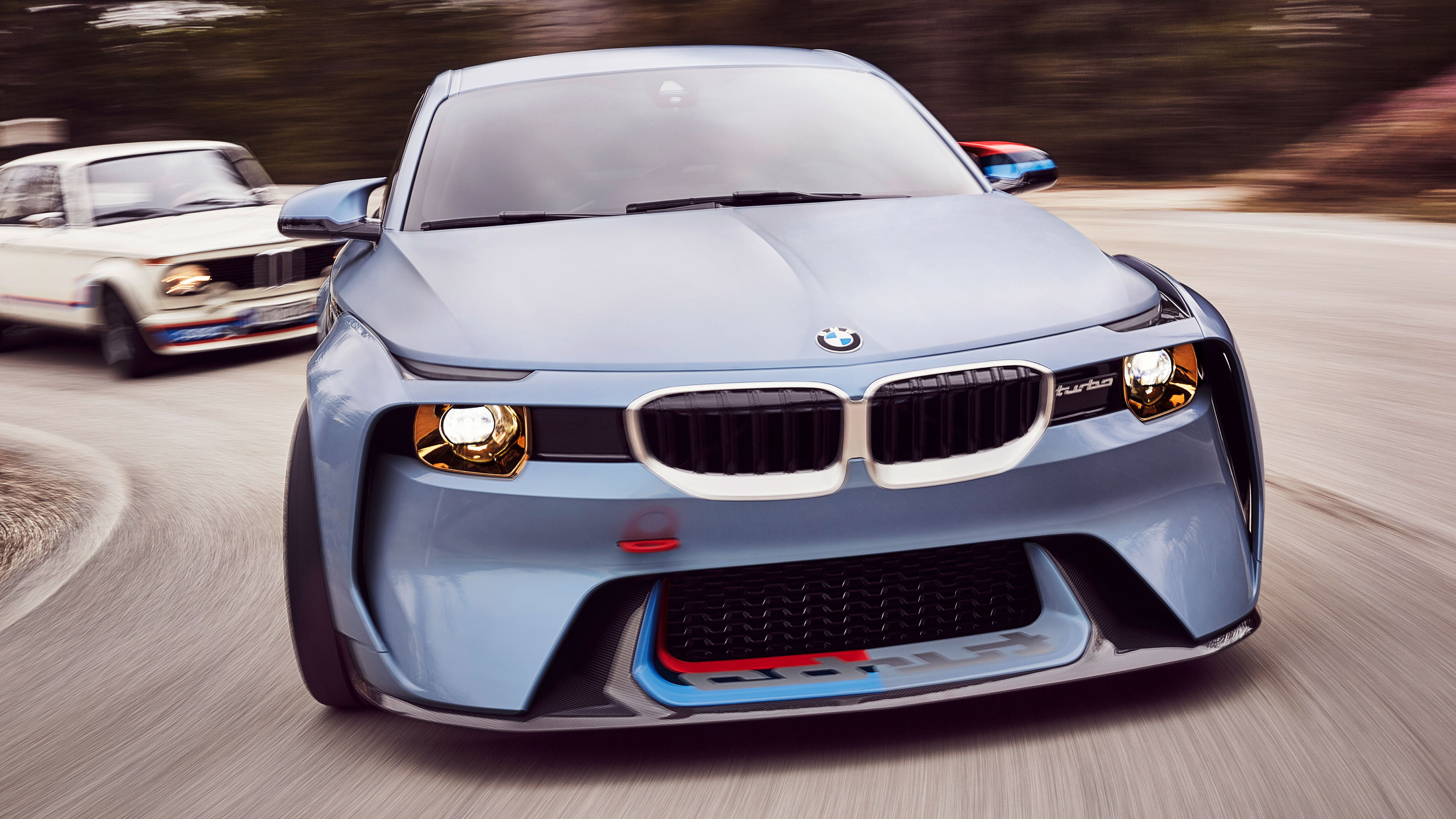Back to the future: BMW unveils 2002 Hommage concept | Top ...