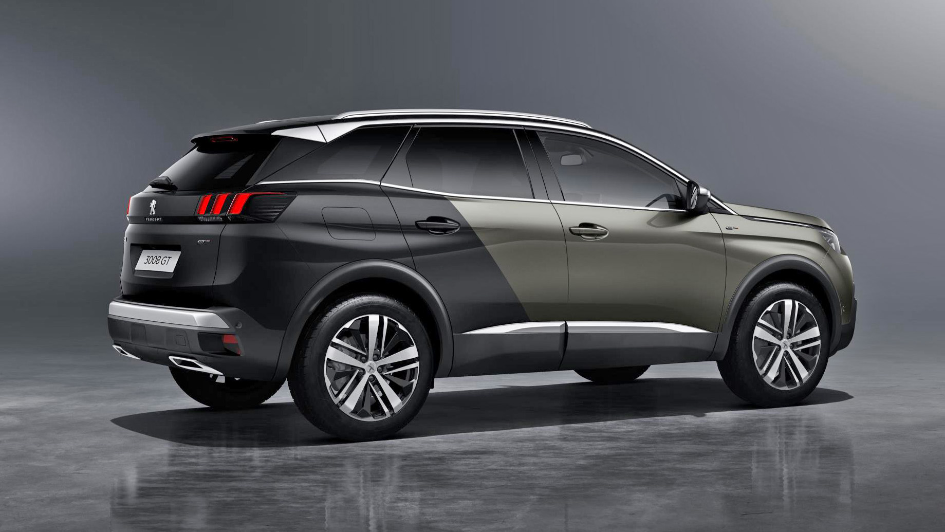 Peugeot gives its 3008 SUV a two-tone GT version | Top Gear