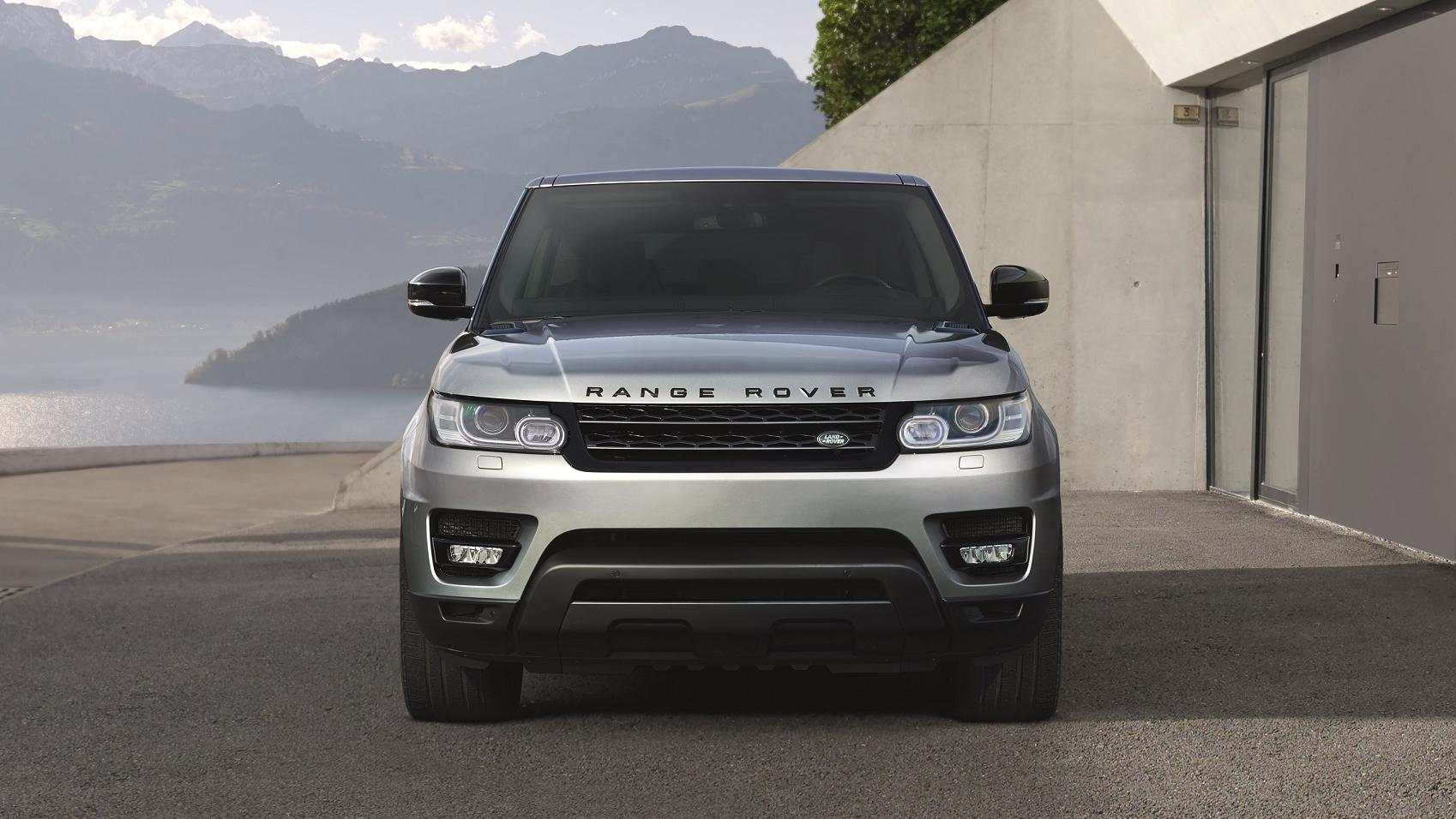 range rover sport gets tiny facelift top gear. Black Bedroom Furniture Sets. Home Design Ideas