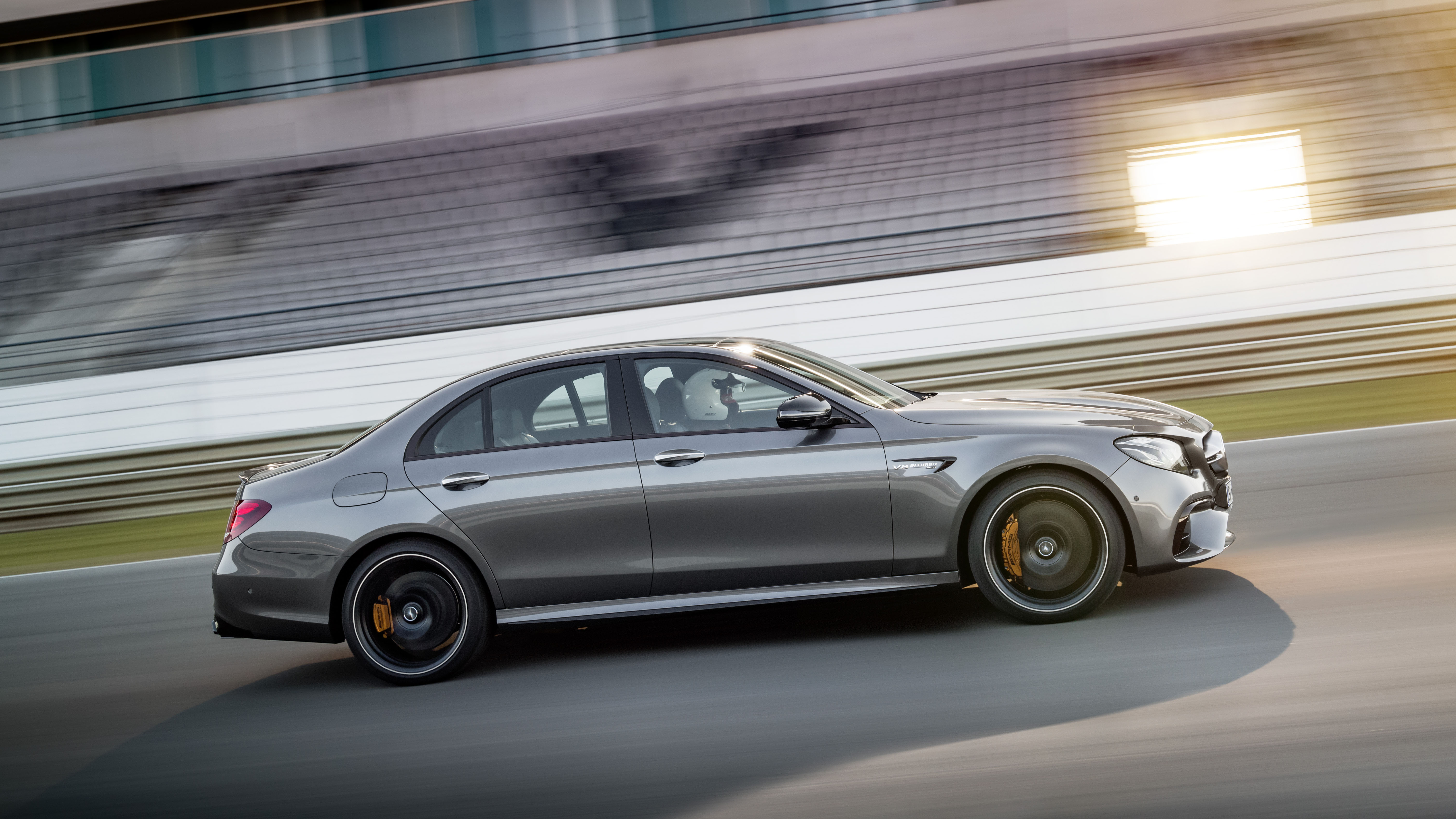 This Is The New Mercedes Amg E63 And It Has A Drift Mode