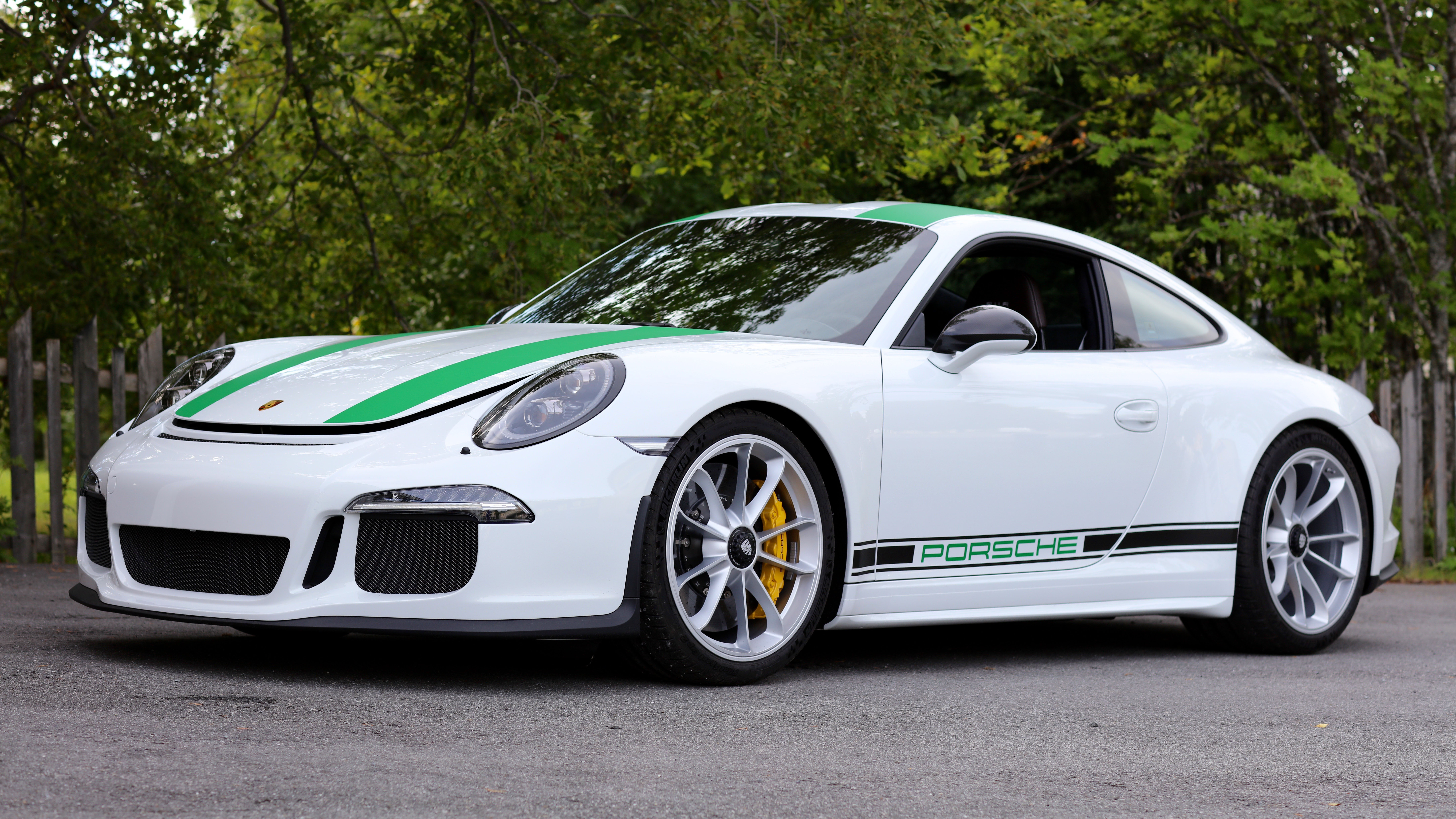 A Porsche 911R is up for auction. Already | Top Gear on