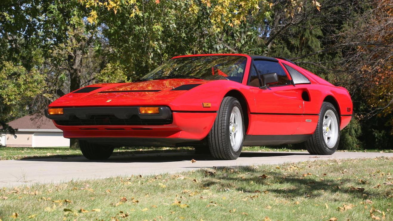 Clified of the week: Magnum PI's Ferrari 308 GTS | Top Gear