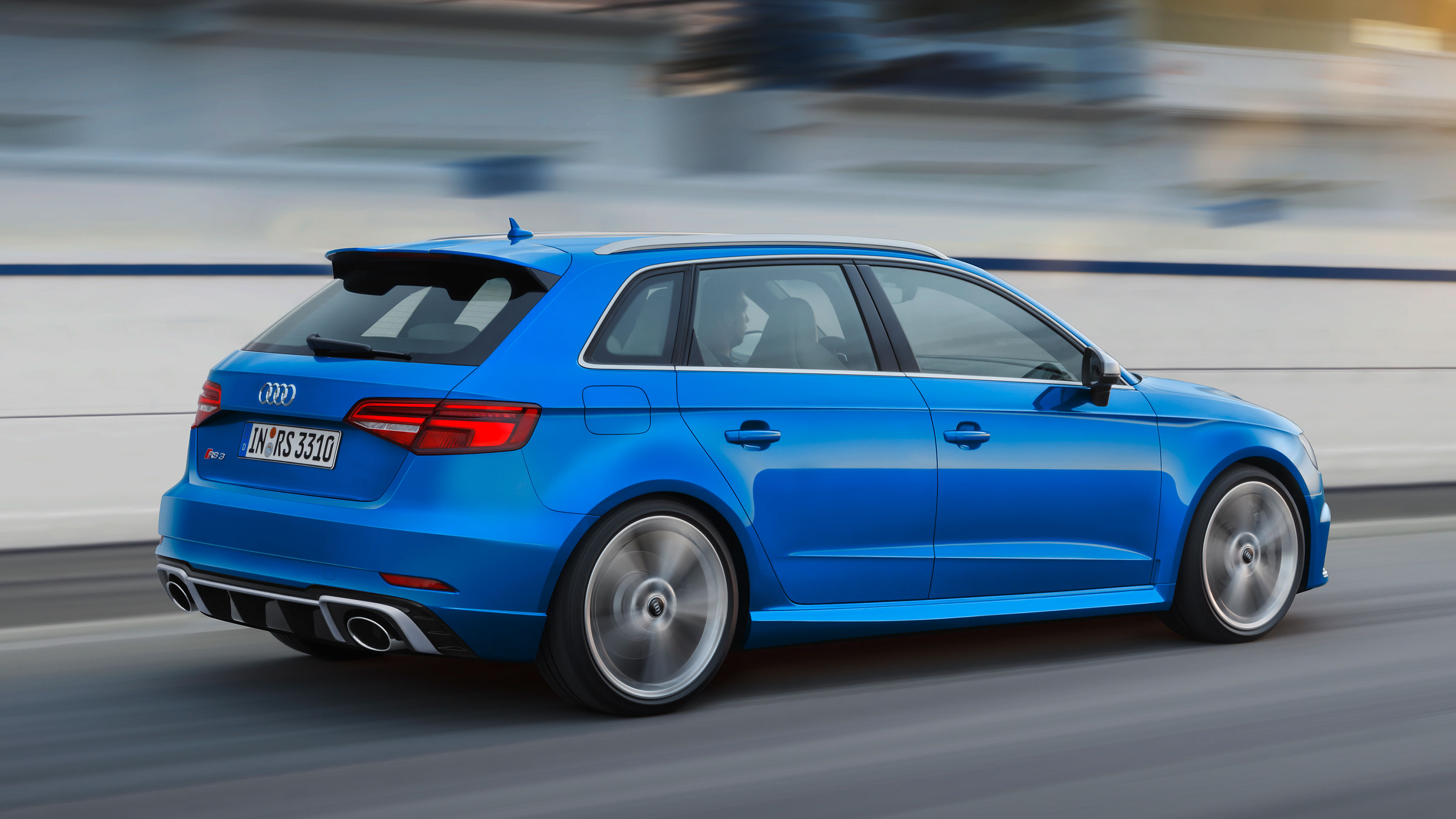 New Audi Rs3 Is The World S Most Powerful Hot Hatch Top Gear