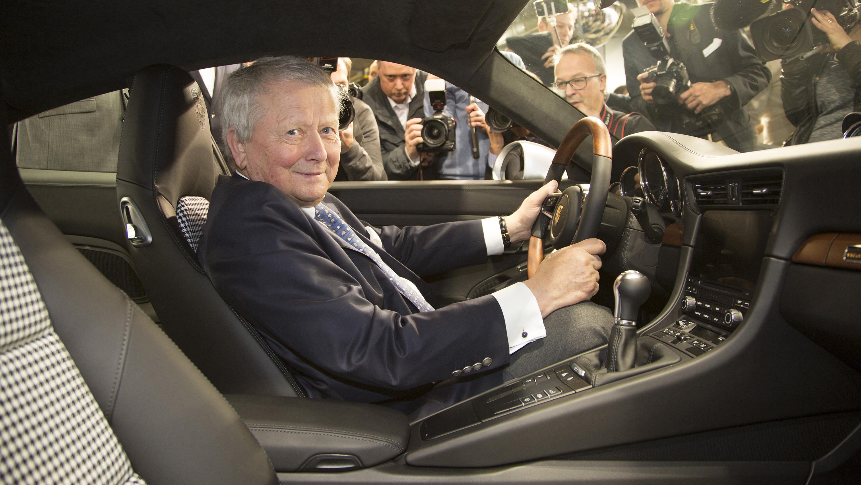 Porsche 911 one millionth edition