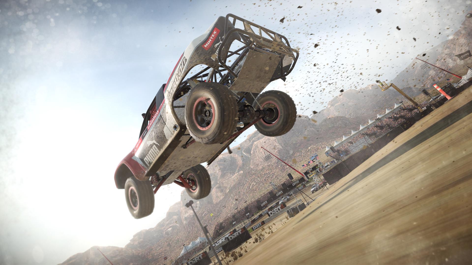 Dirt 4 game screenshot