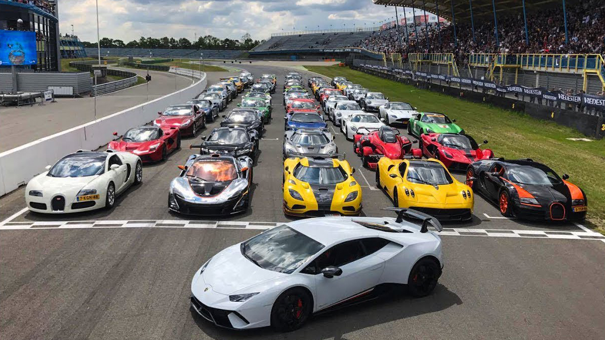 The world's best track day Netherlands