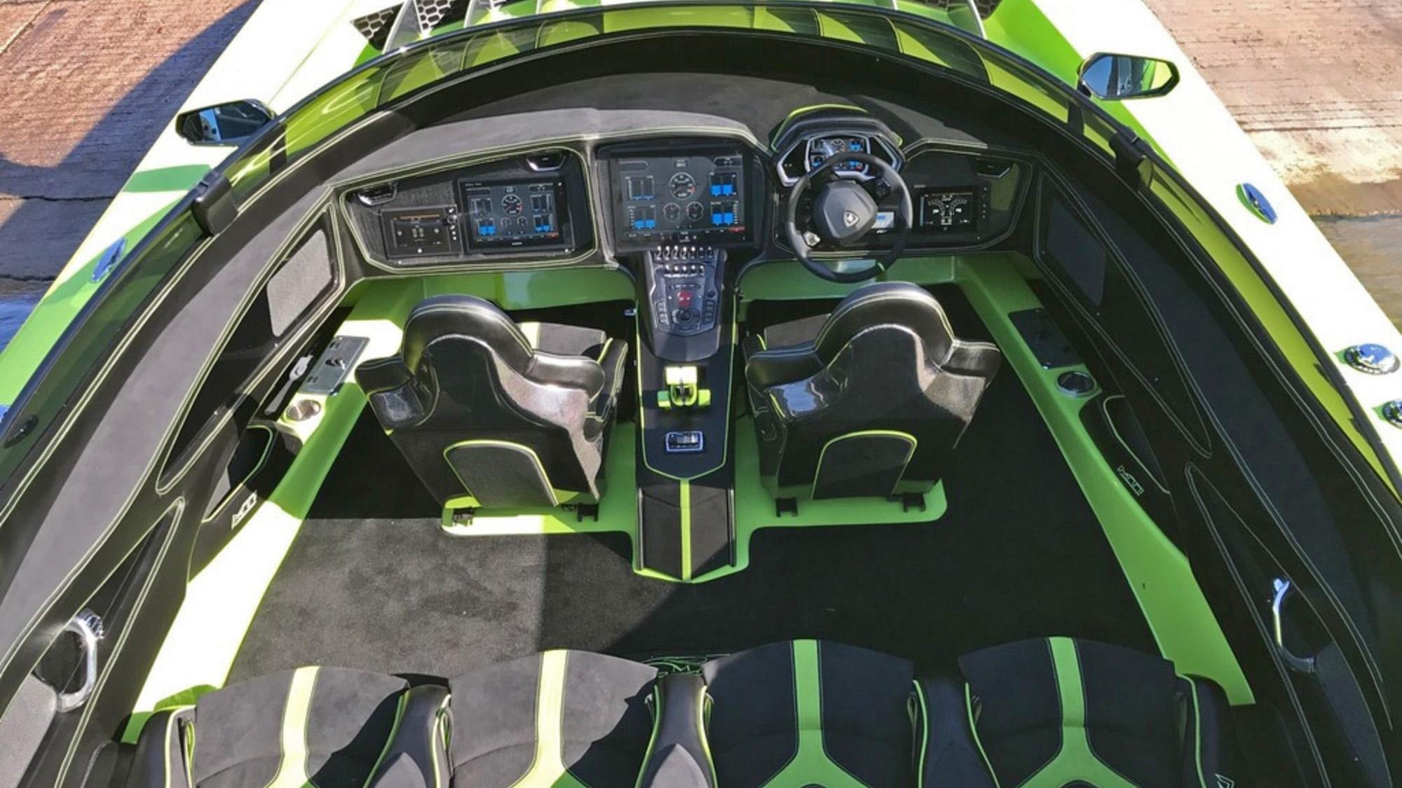 Lamborghini Aventador Roadster >> You can buy a Lamborghini Aventador speed boat | Top Gear