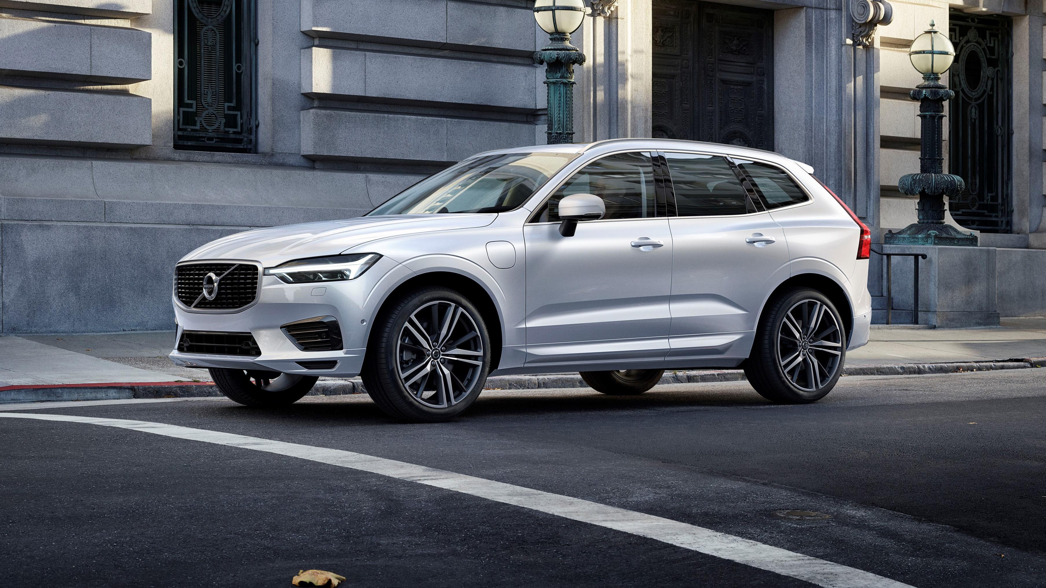 New Volvo XC60 side