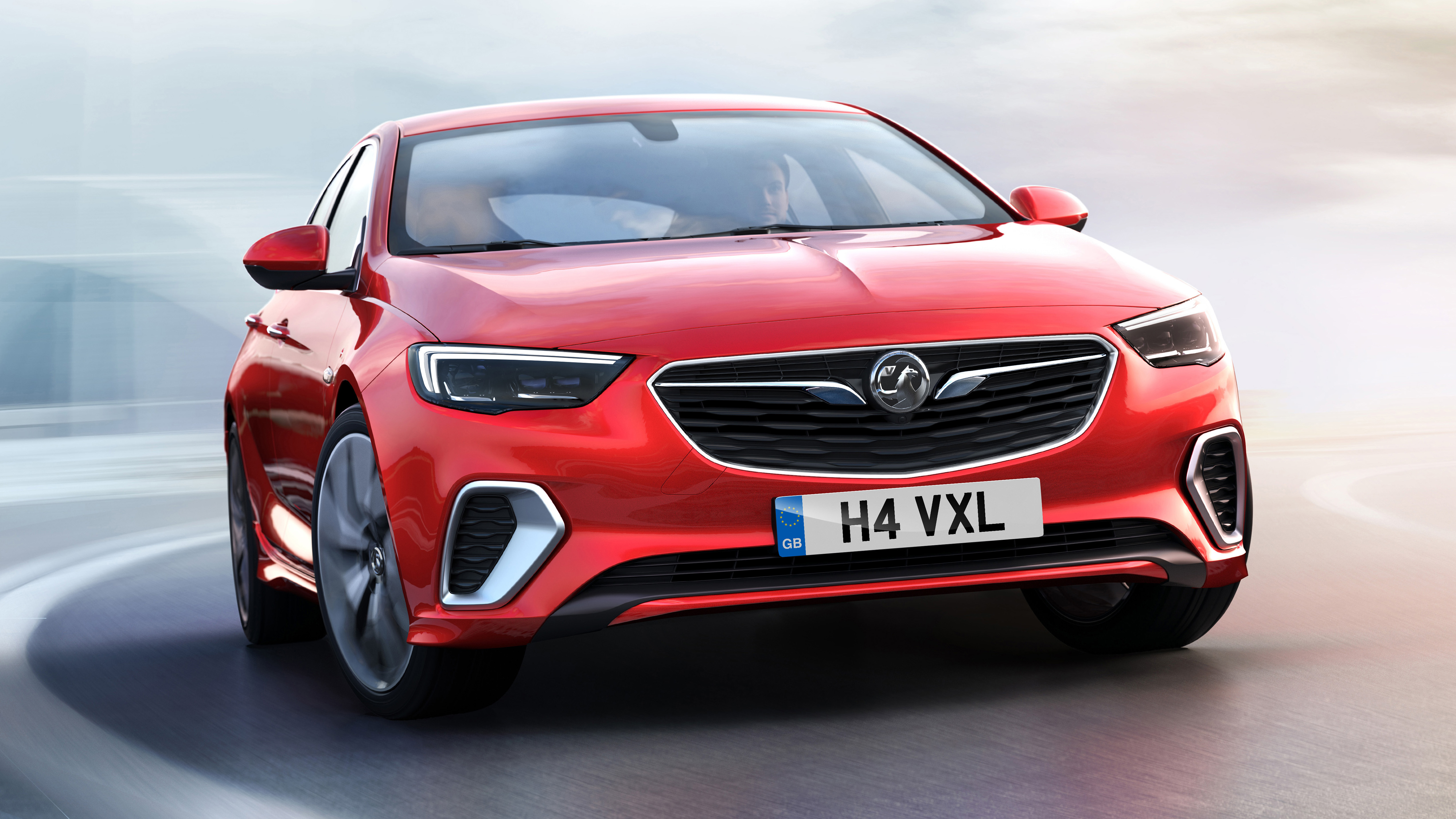 Vauxhall Insignia GSI front