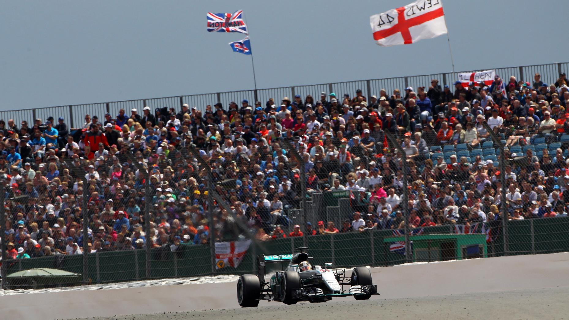 Silverstone GP image