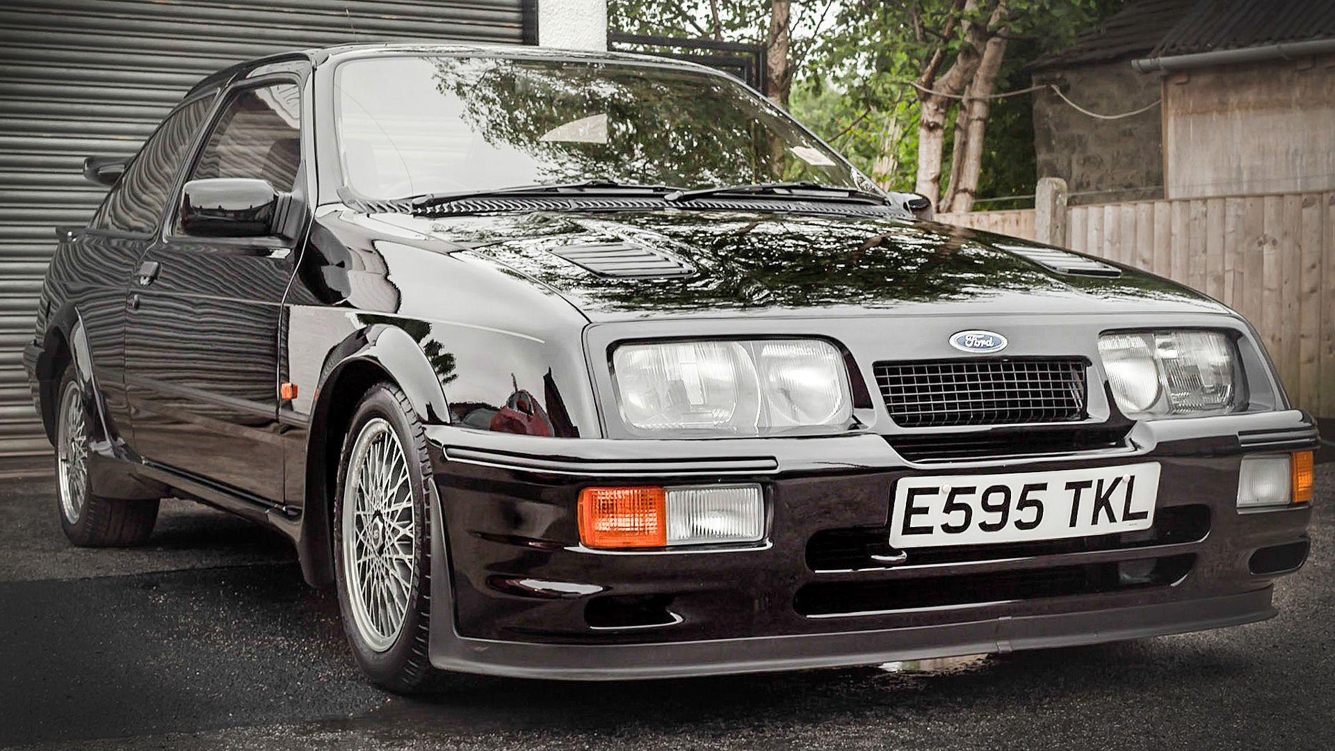 Meet The Worlds Most Expensive Sierra Cosworth Top Gear
