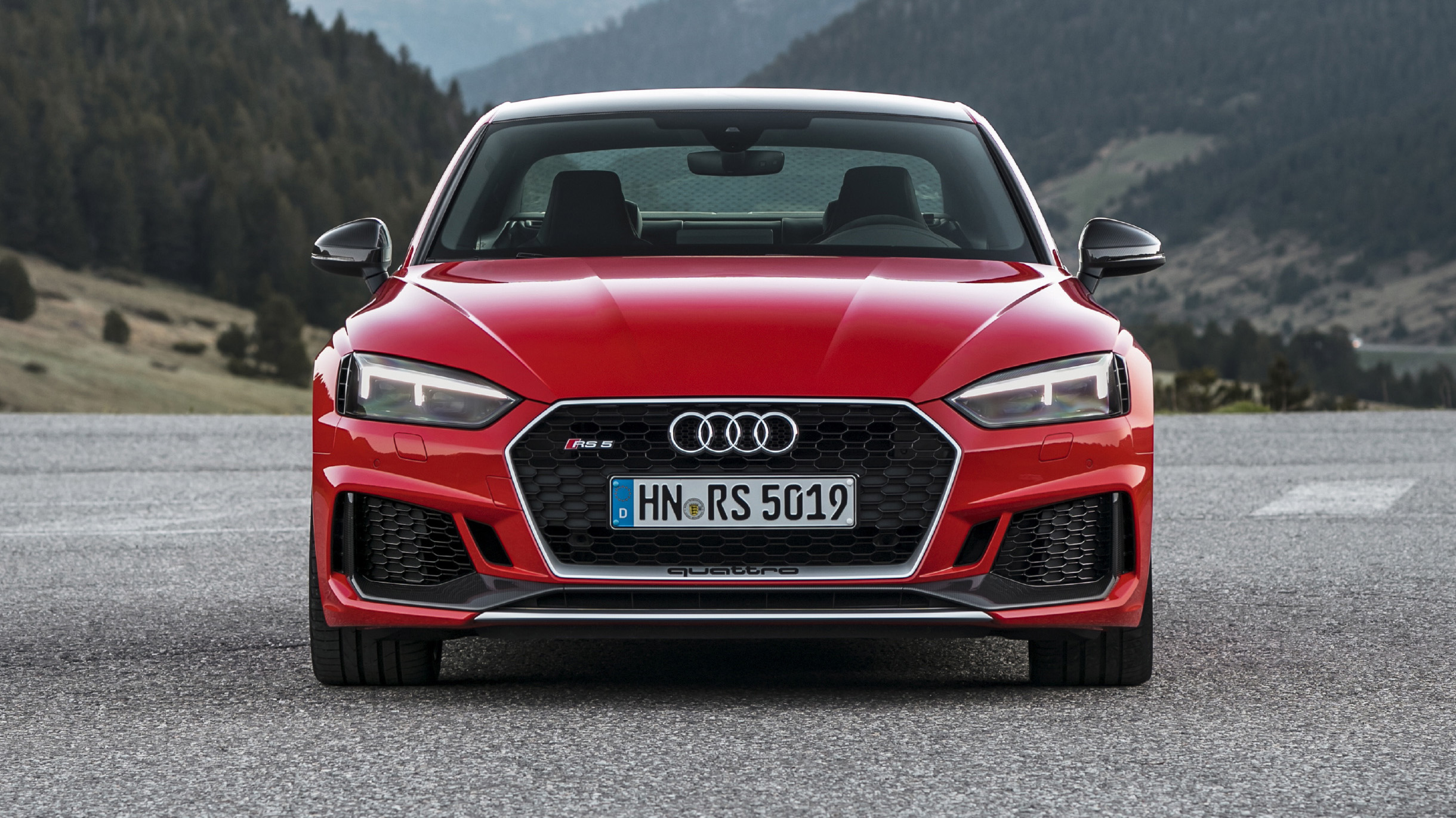 There are now Audi RS4 and RS5 Carbon Editions | Top Gear