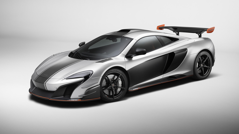 McLaren MSO R front quarter