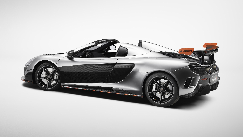 McLaren MSO R side