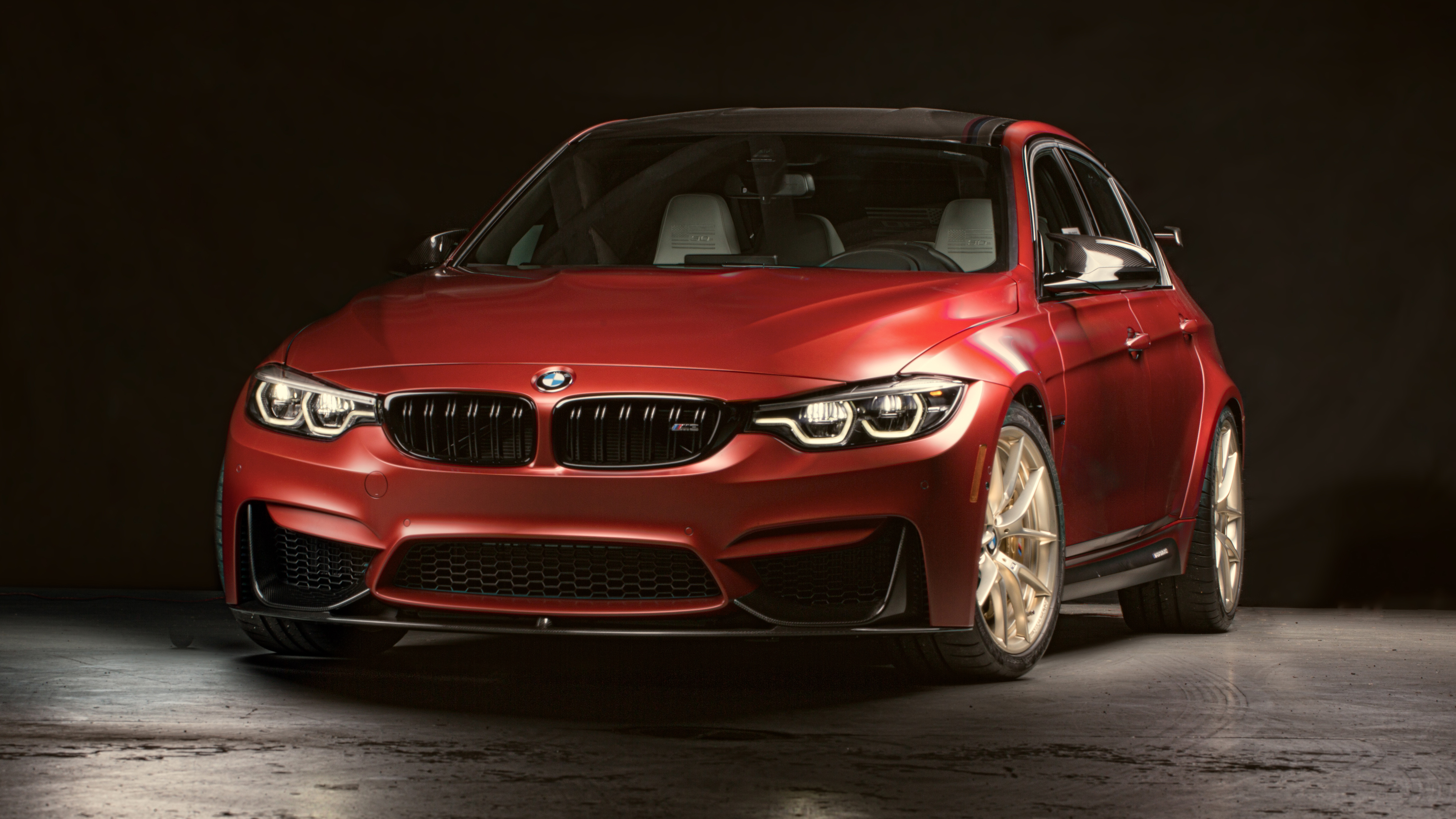 BMW M3 30 years front