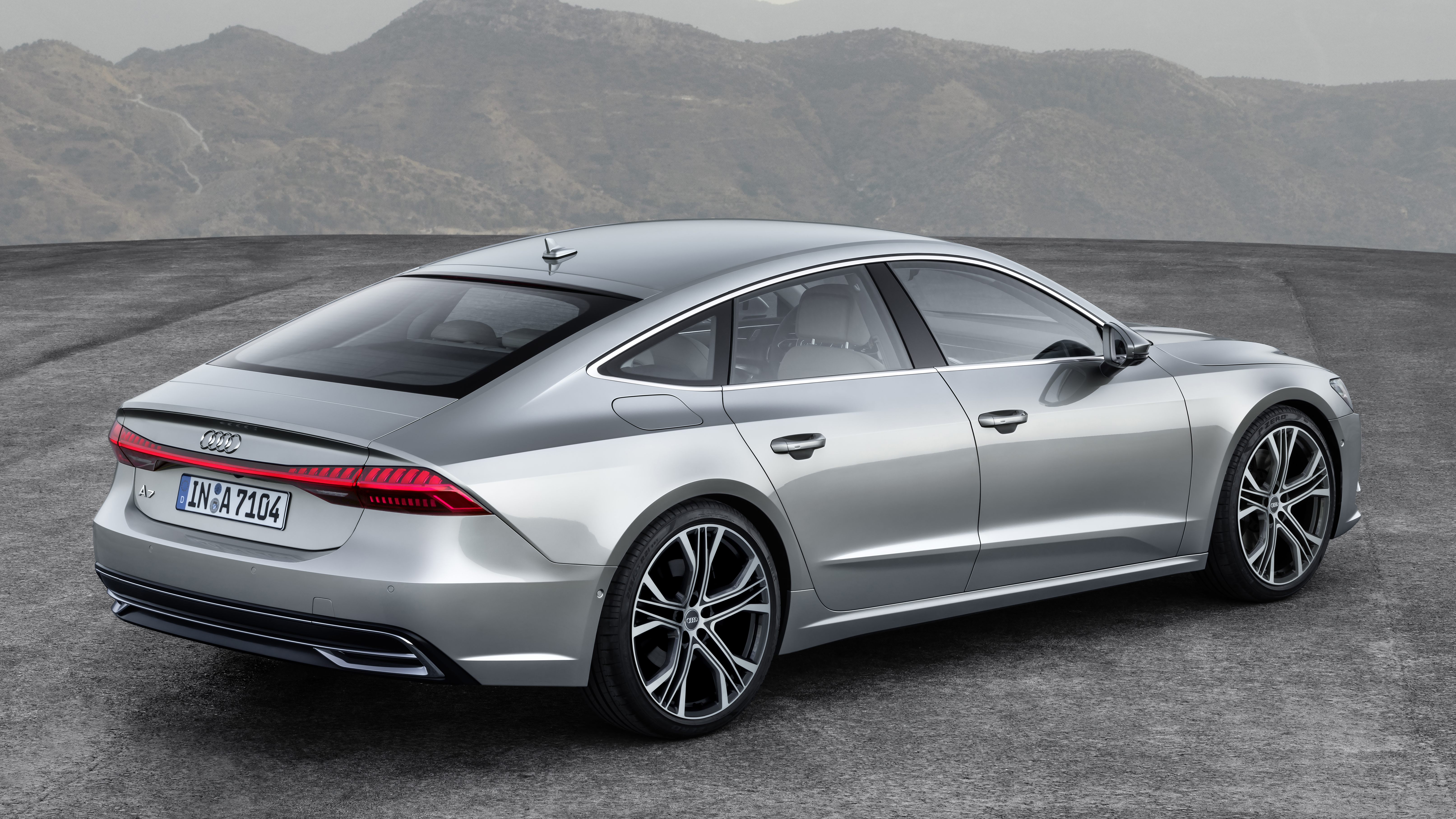 The new Audi A7 Sportback actually looks... new | Top Gear