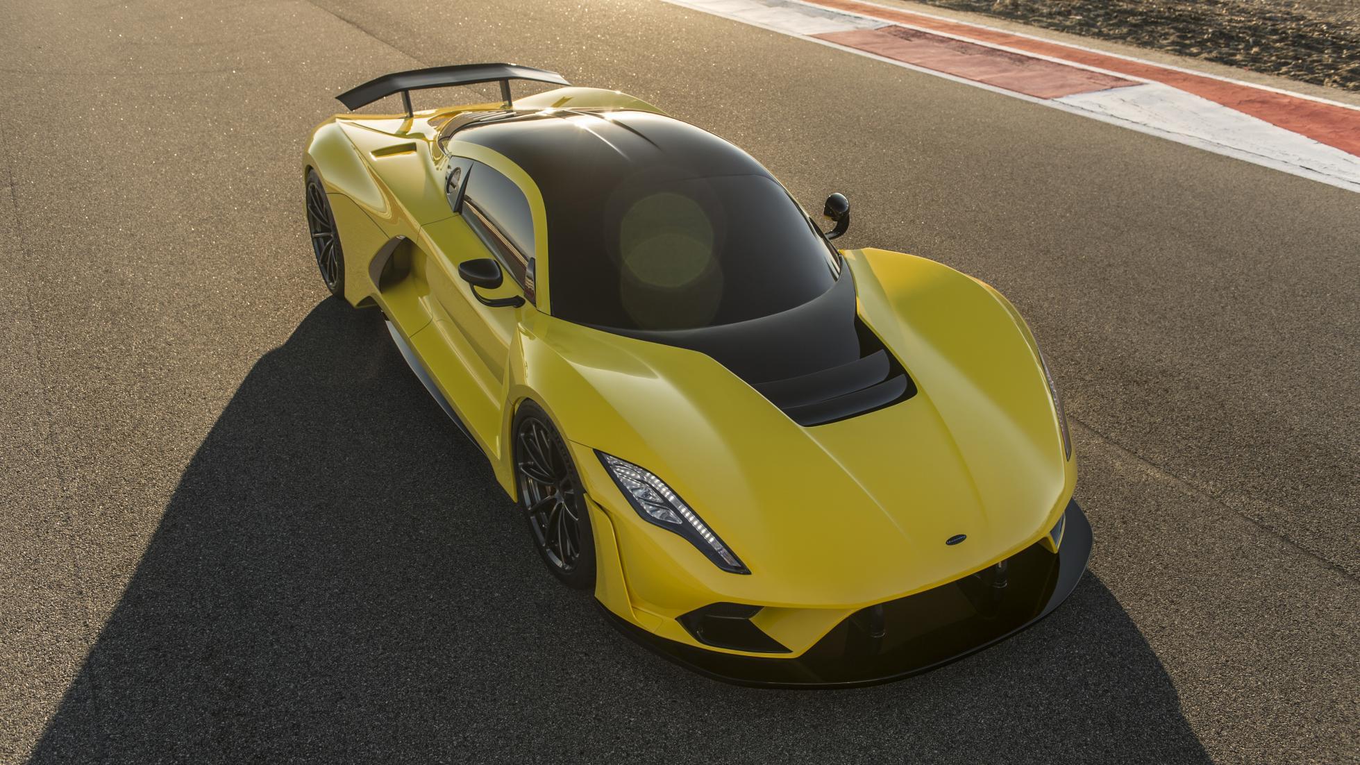 Hennessey: Koenigsegg's top speed 'crushed' Venom GT   Top Gear