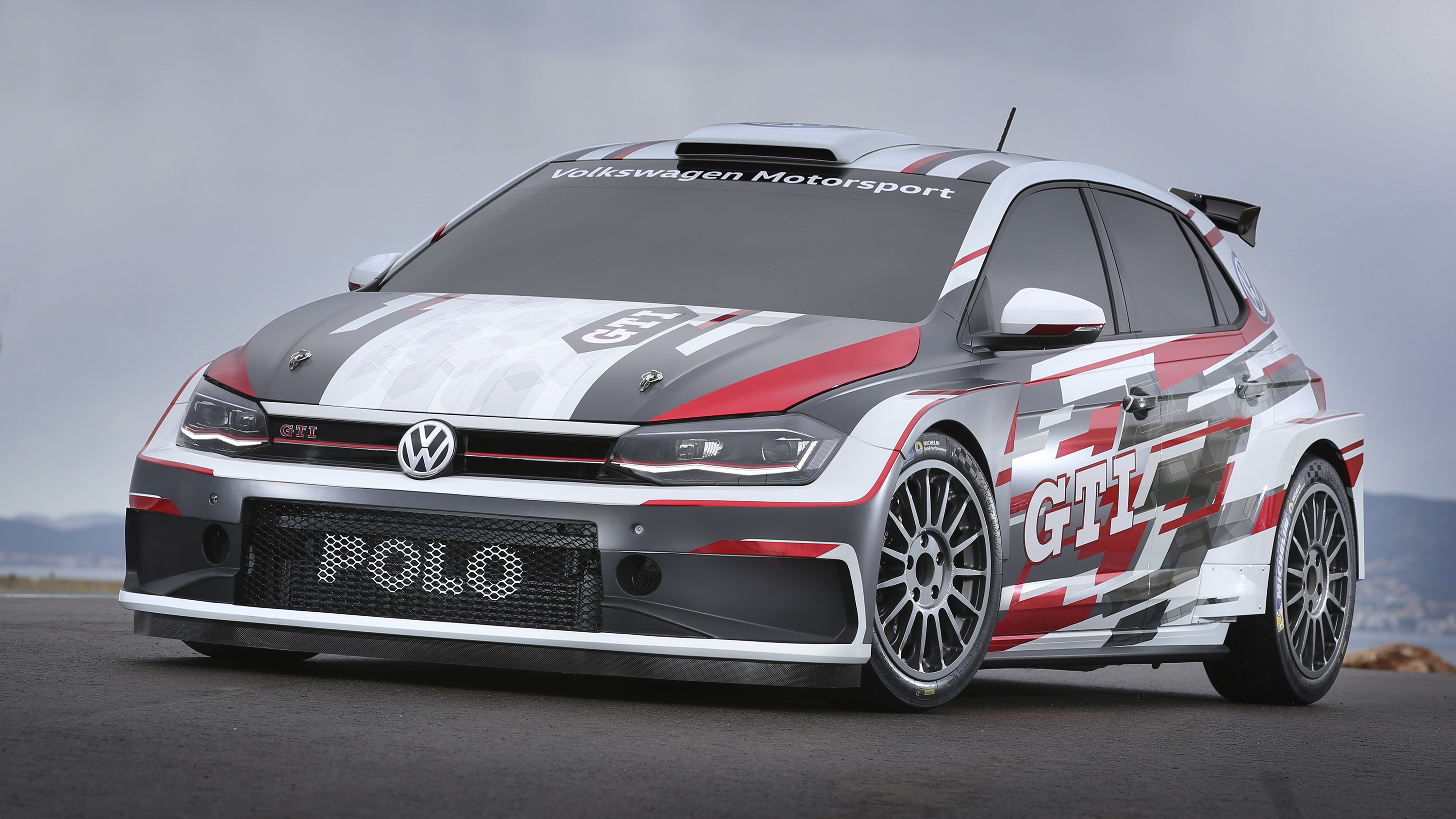 Volkswagen\'s new Polo GTI rally car is here | Top Gear