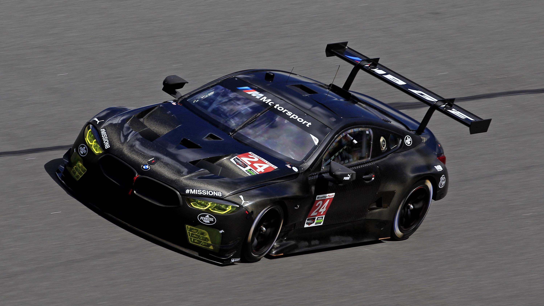 Bmw M8 Le Mans
