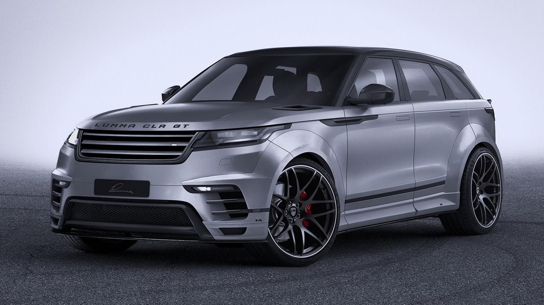 A Widebody Range Rover Velar Yay Or Nay Top Gear