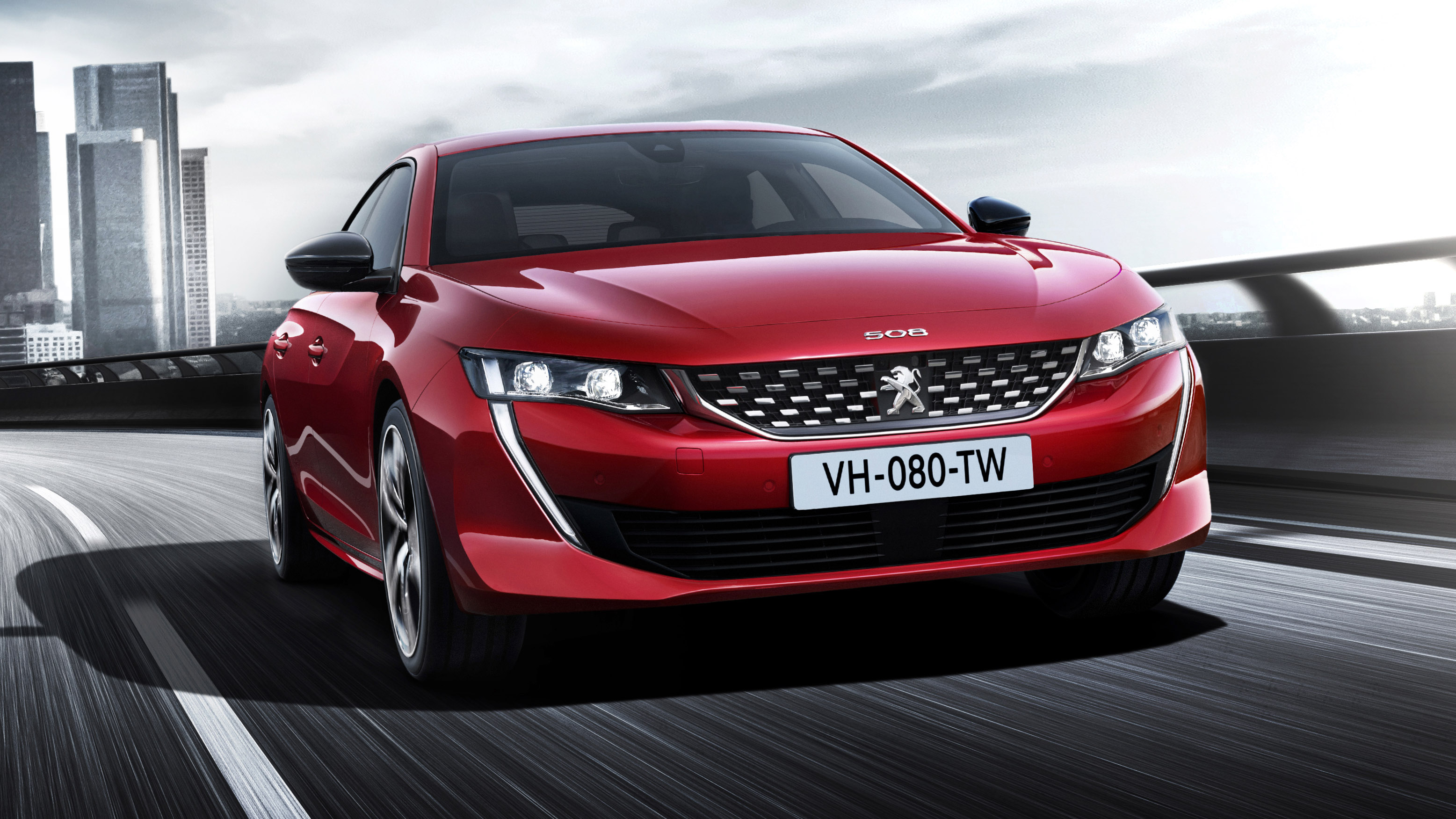 Yes, this really is the new Peugeot 508 | Top Gear
