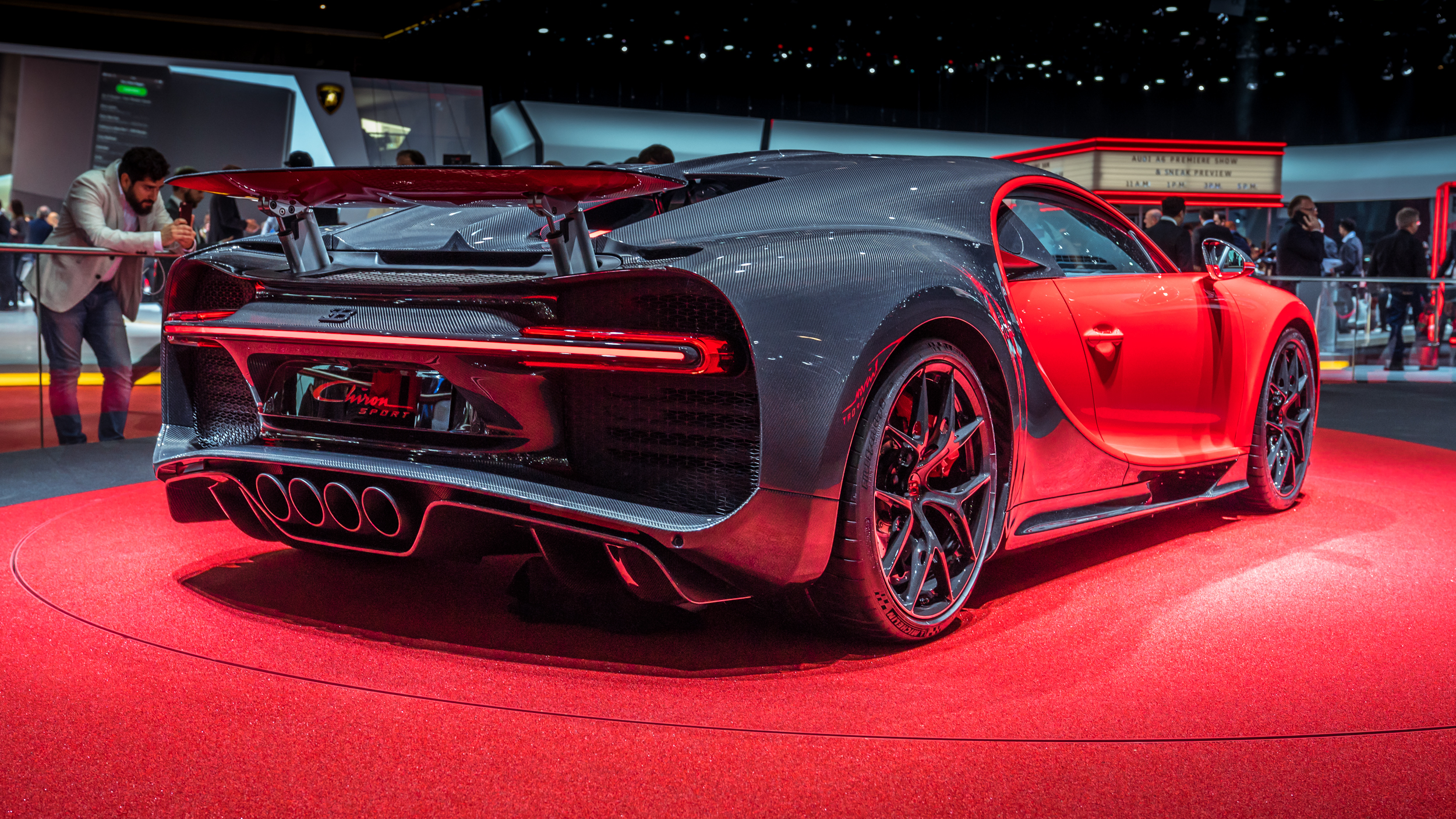 This Is The Track Friendly Bugatti Chiron Sport Top Gear