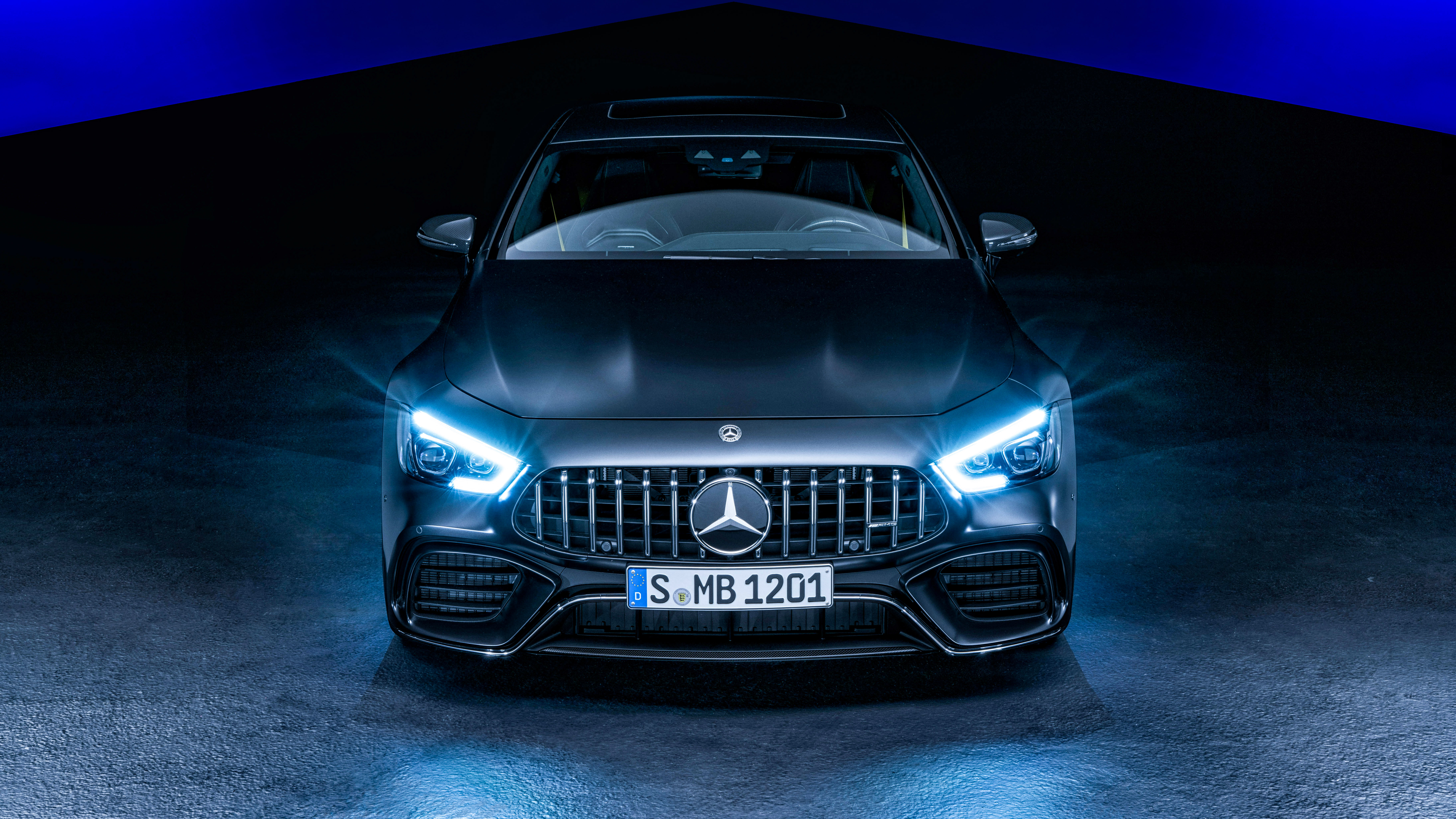 the four door mercedes amg gt is finally here top gear. Black Bedroom Furniture Sets. Home Design Ideas