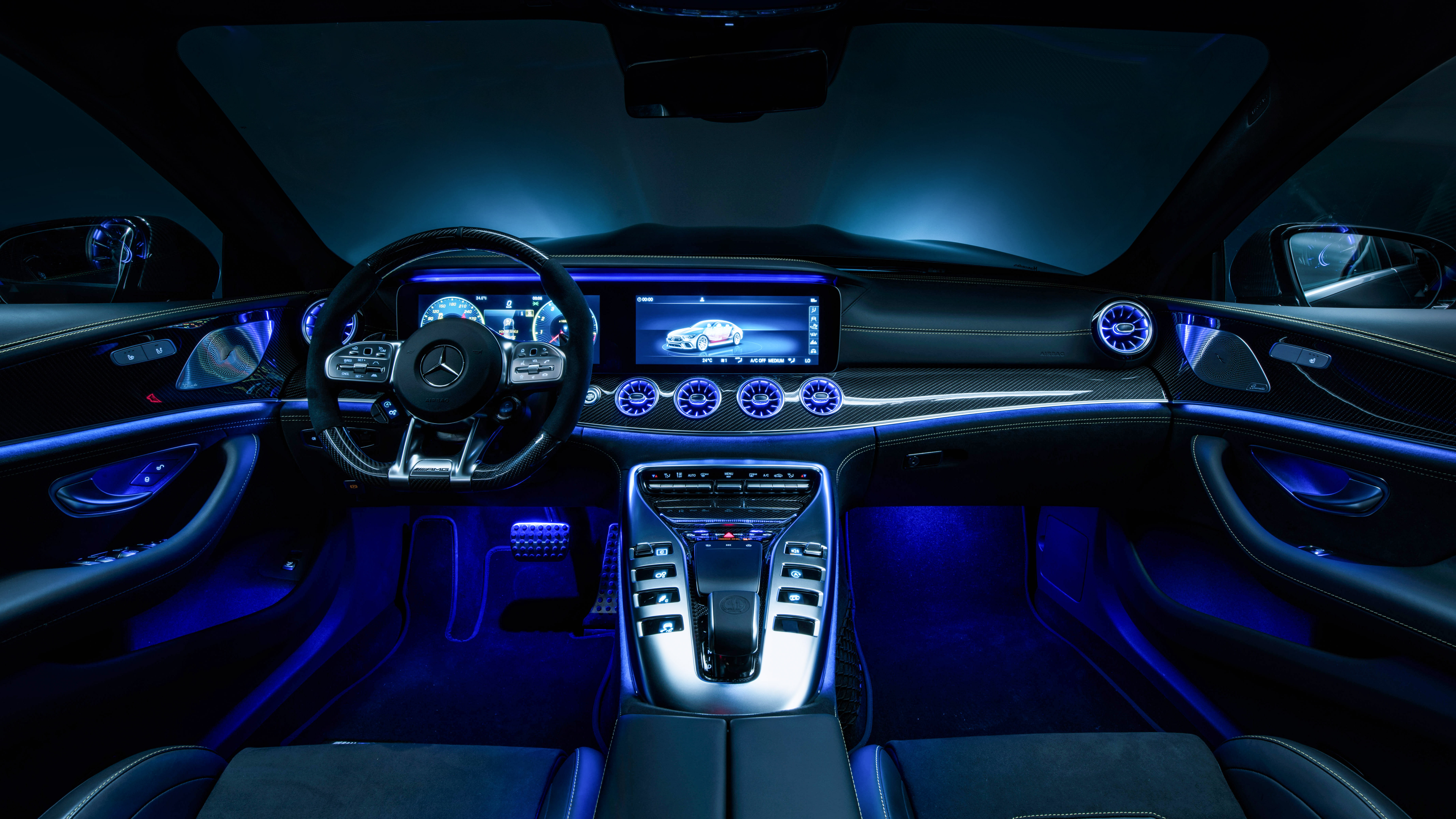 The Four Door Mercedes Amg Gt Is Finally Here Top Gear